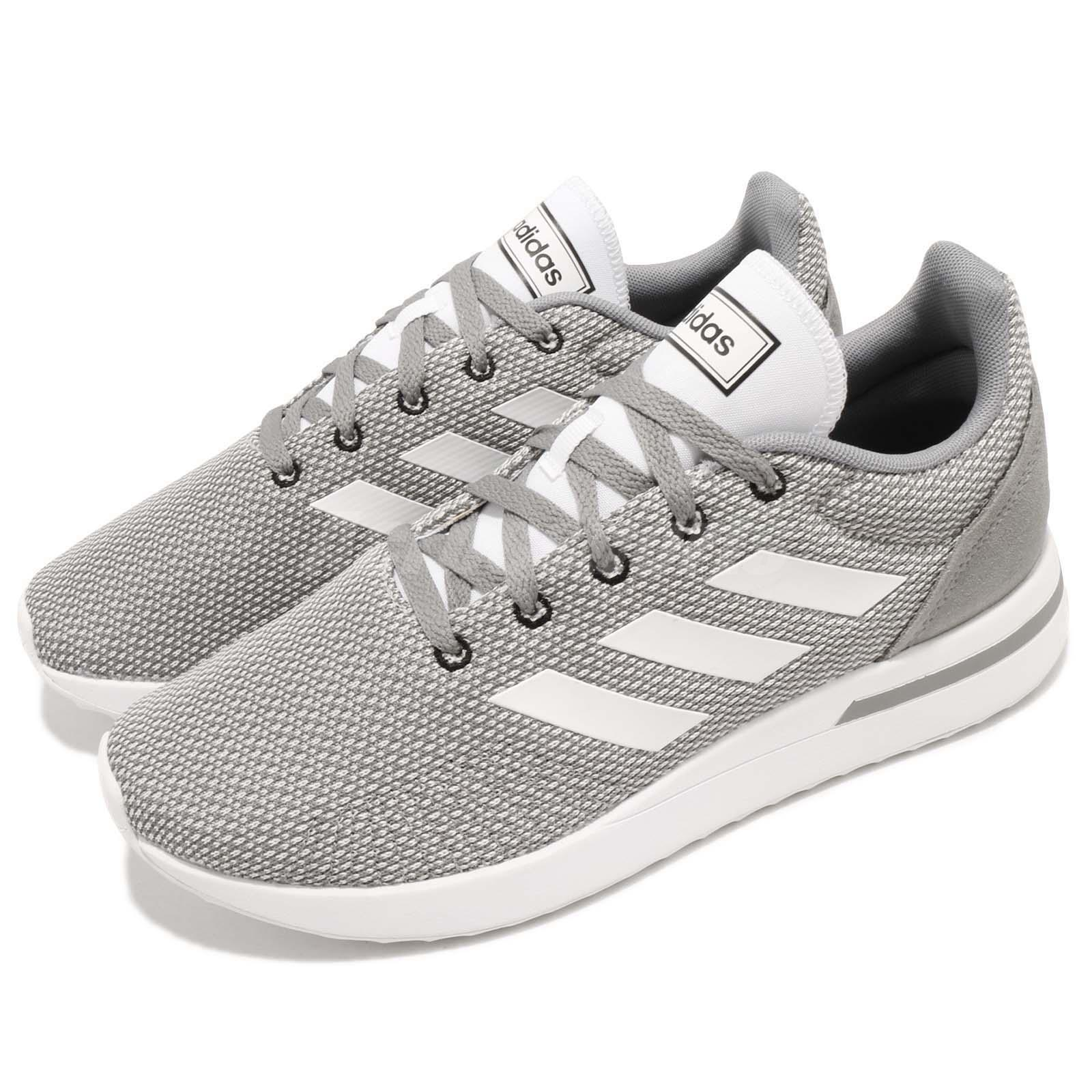 adidas Run 70s Gris Footwear Blanc Men Running Casual Chaussures Baskets