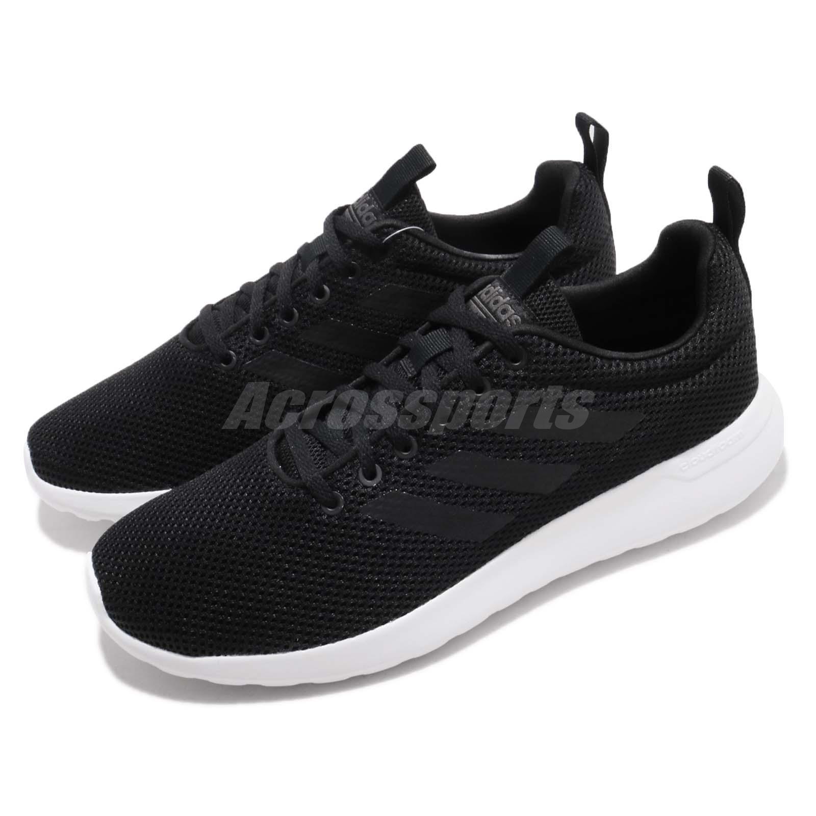 Kod kuponu sprzedaż online zaoszczędź do 80% Details about adidas Lite Racer CLN Black Carbon White Men Running Shoes  Sneakers B96569