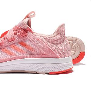 adidas Edge Lux W Bounce Pink White Women Running Shoes