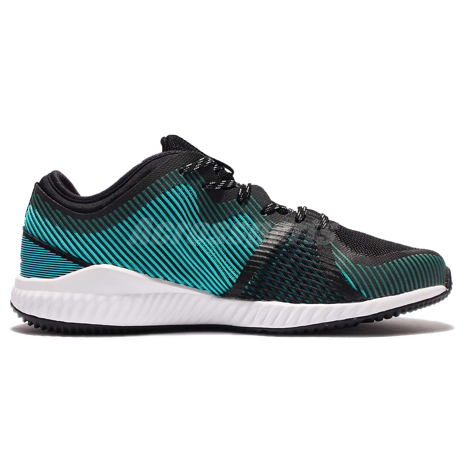 d2cf6660f0c29 adidas CrazyTrain Pro W BOUNCE Black Green Women Training Shoes ...