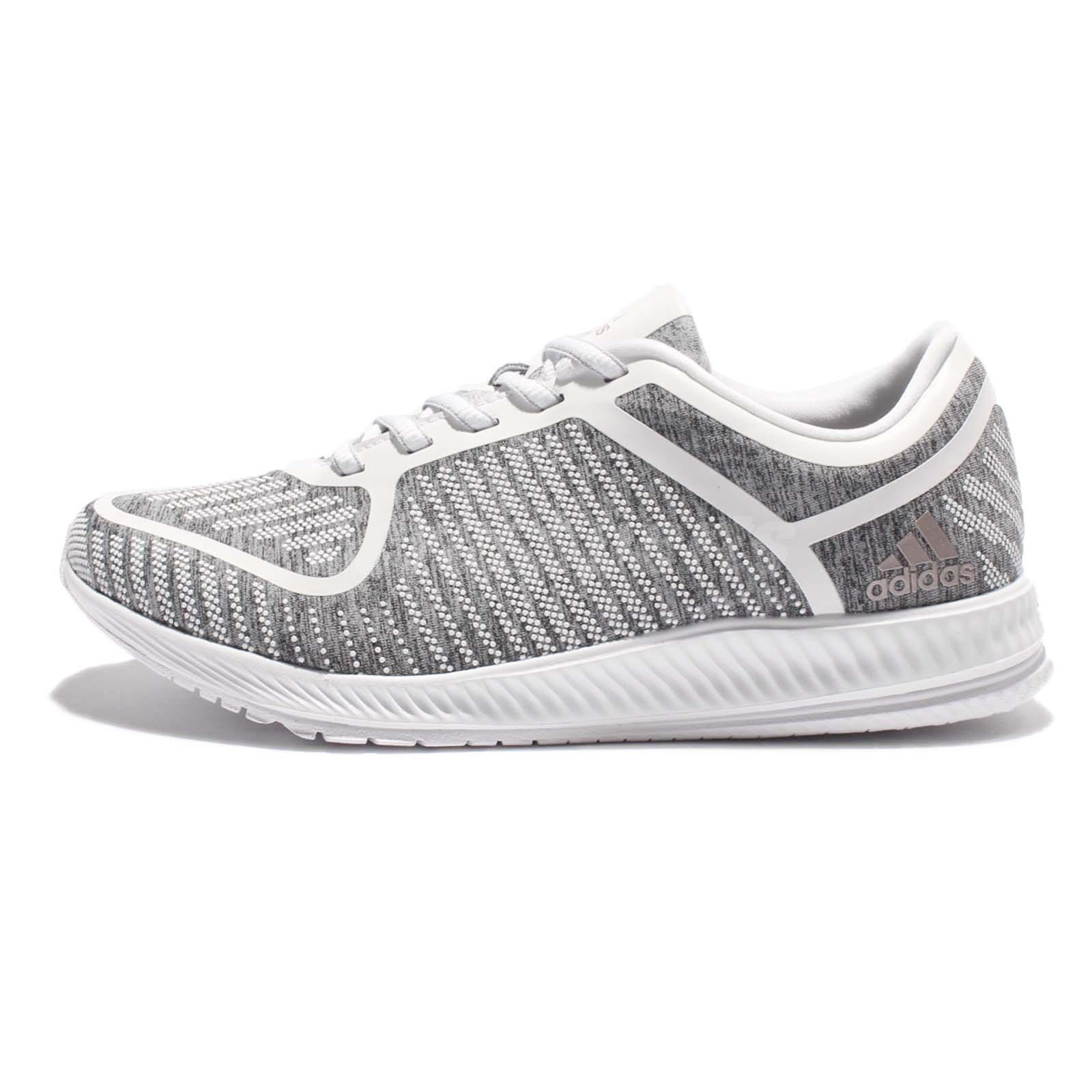 adidas Athletics B W Bounce Grey White Women Cross Training Shoes Sneaker  BB1544