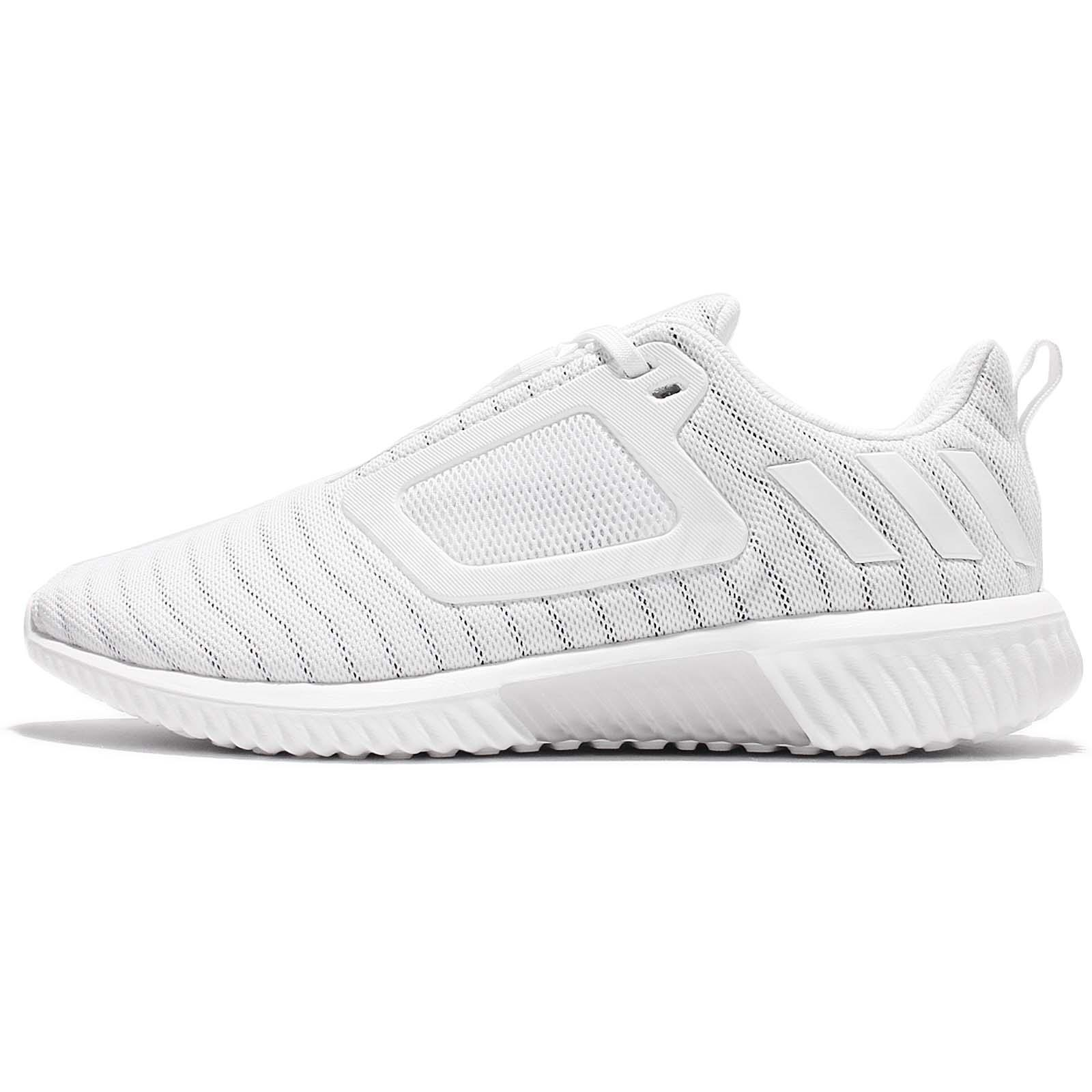 adidas Climacool W Bounce Triple White Women Running Shoes Sneakers BB1796 9e47e38bf5