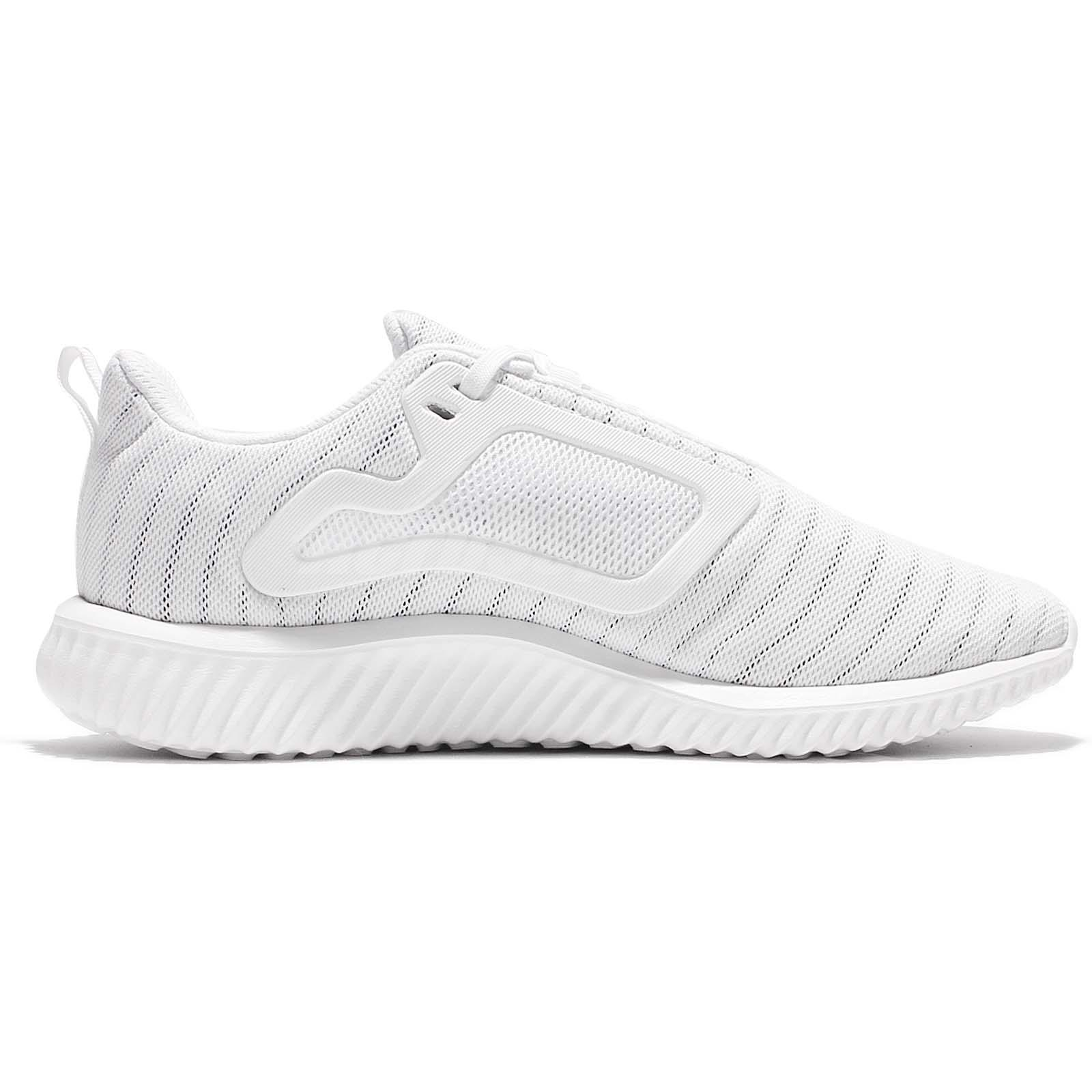 size 40 277c5 b8517 adidas Climacool W Bounce Triple White Women Running Shoes Sneakers BB1796