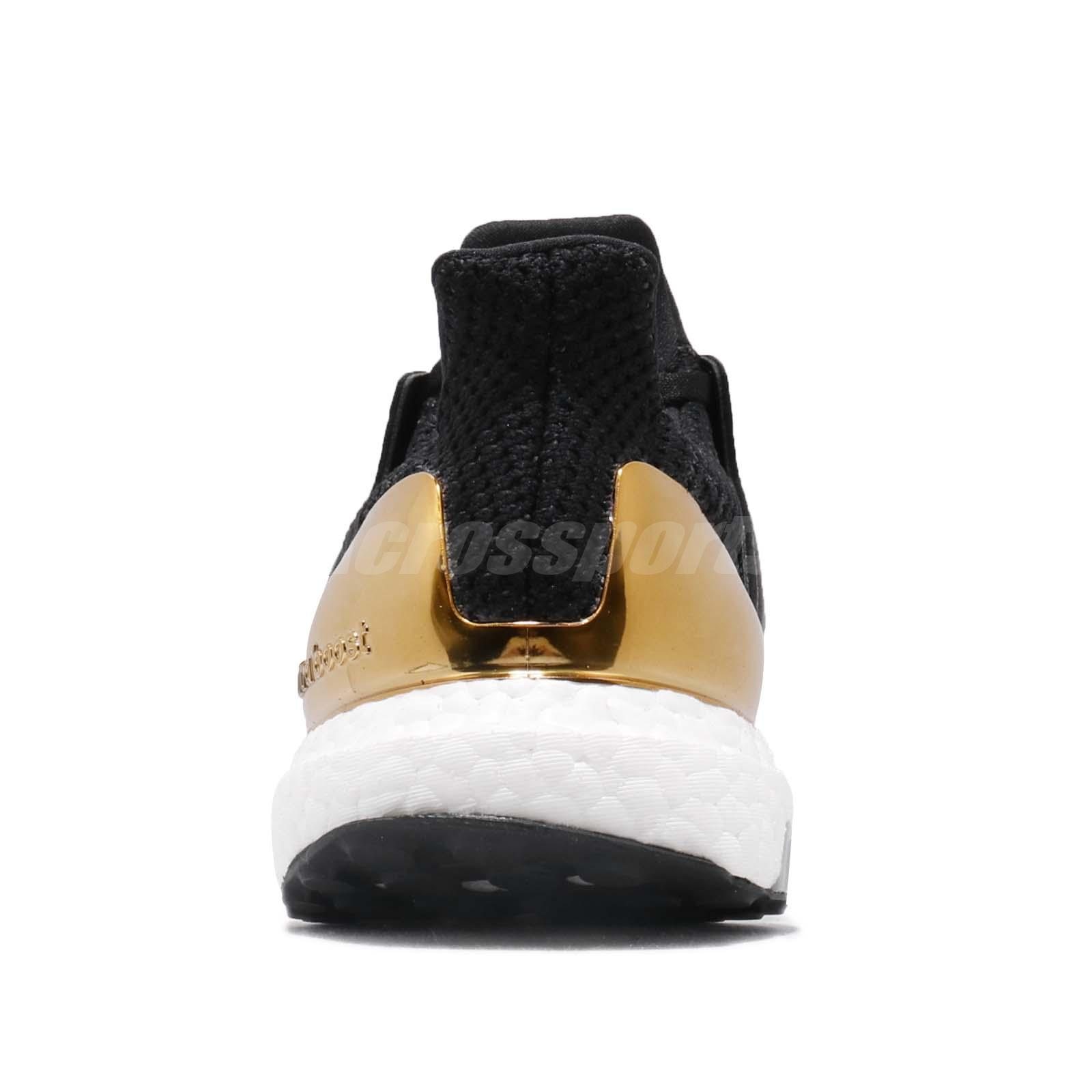 f3a4502dc adidas UltraBOOST LTD Olympic Gold Medal Black Mens Womens Running ...