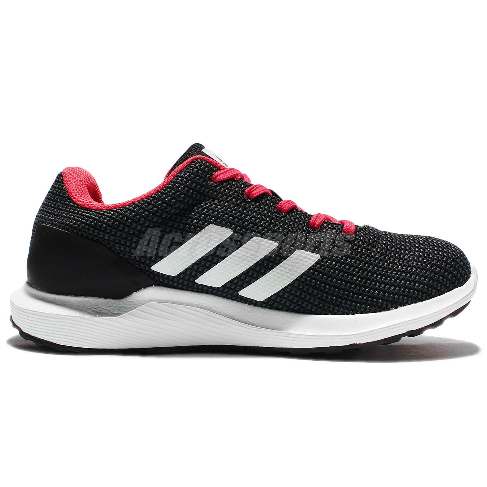 adidas black cloudfoam women's