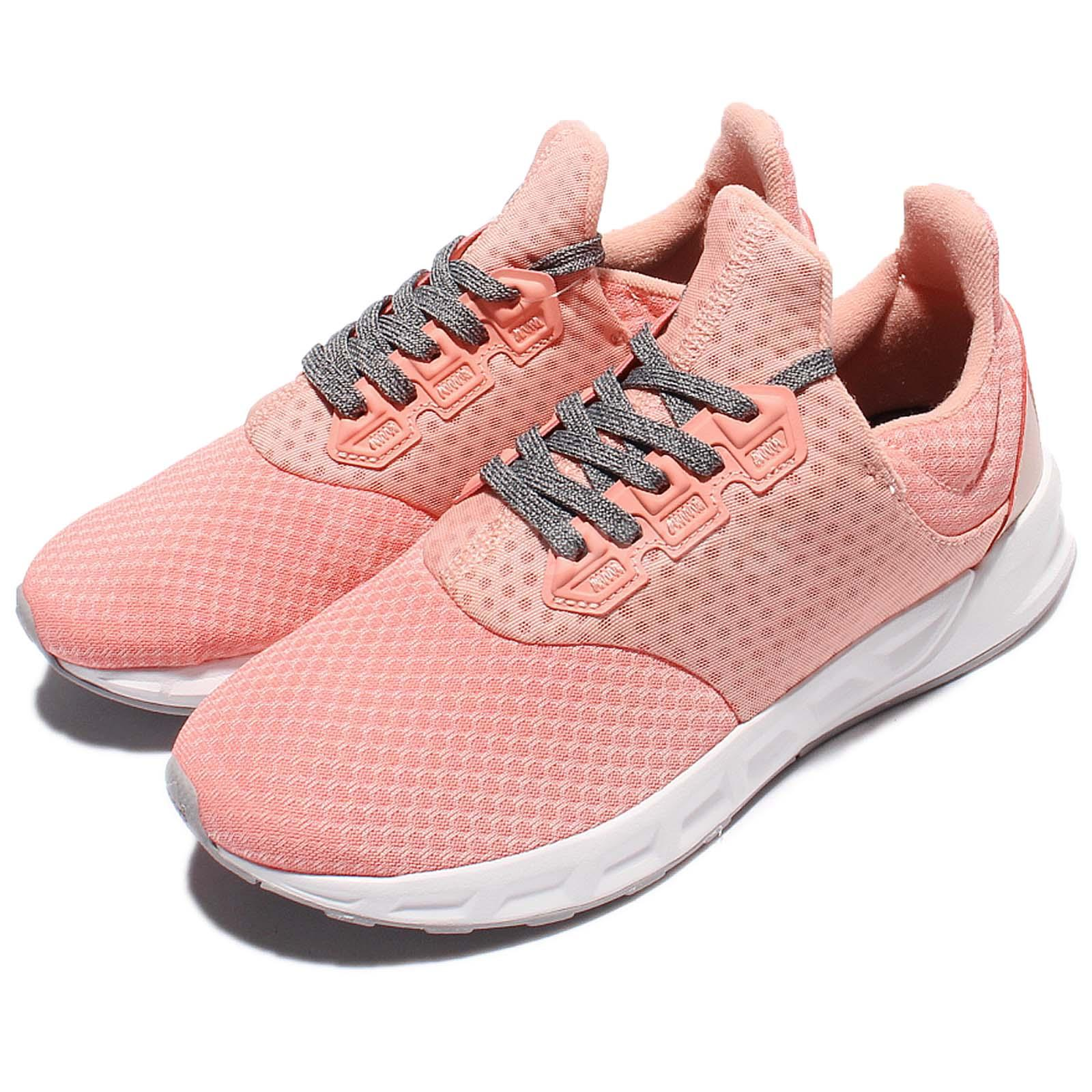 adidas Falcon Elite 5 W Pink Grey Women Running Shoes