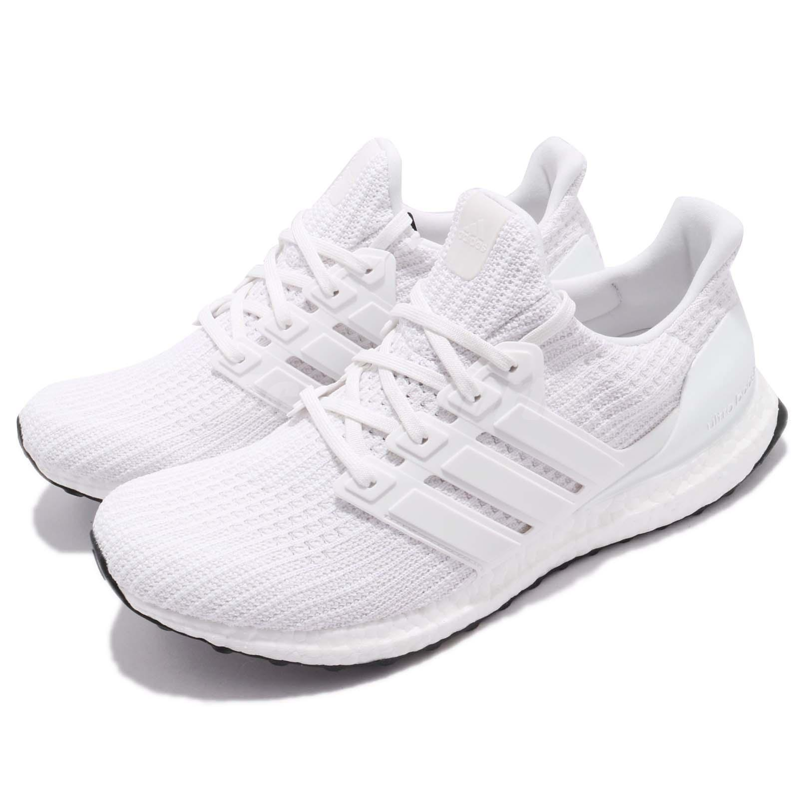 quality design da9cc 6822c Details about adidas UltraBOOST 4.0 Continental Footwear White Men Running  Shoes BB6168