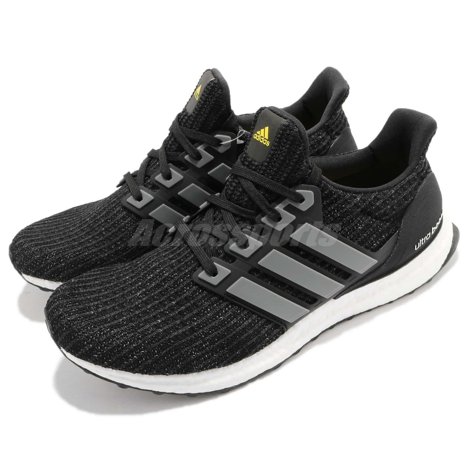 adidas UltraBOOST LTD 4.0 5th Anniversary Black White Reflective Men Shoe BB6220