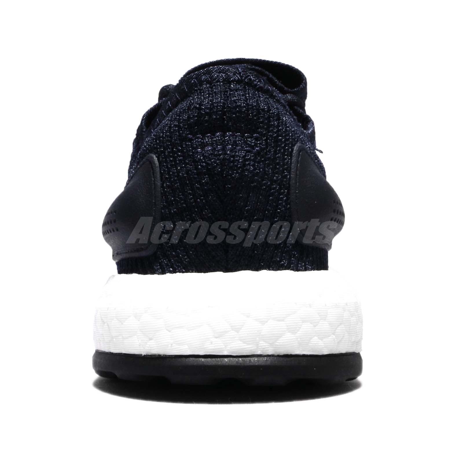 adidas pureboost collegiale traccia blu marina uomini scarpe da corsa