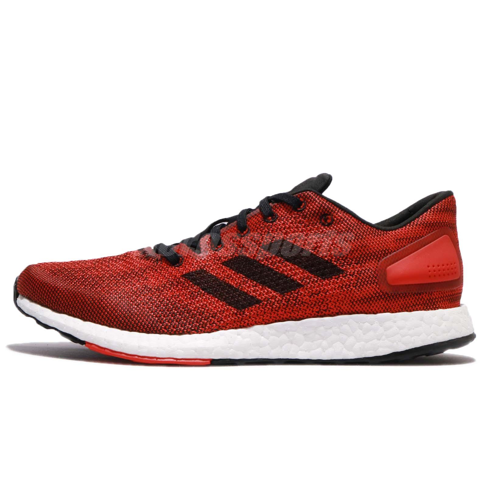adidas PureBOOST DPR Red Black Men Running Shoes Sneakers Trainers BB6294