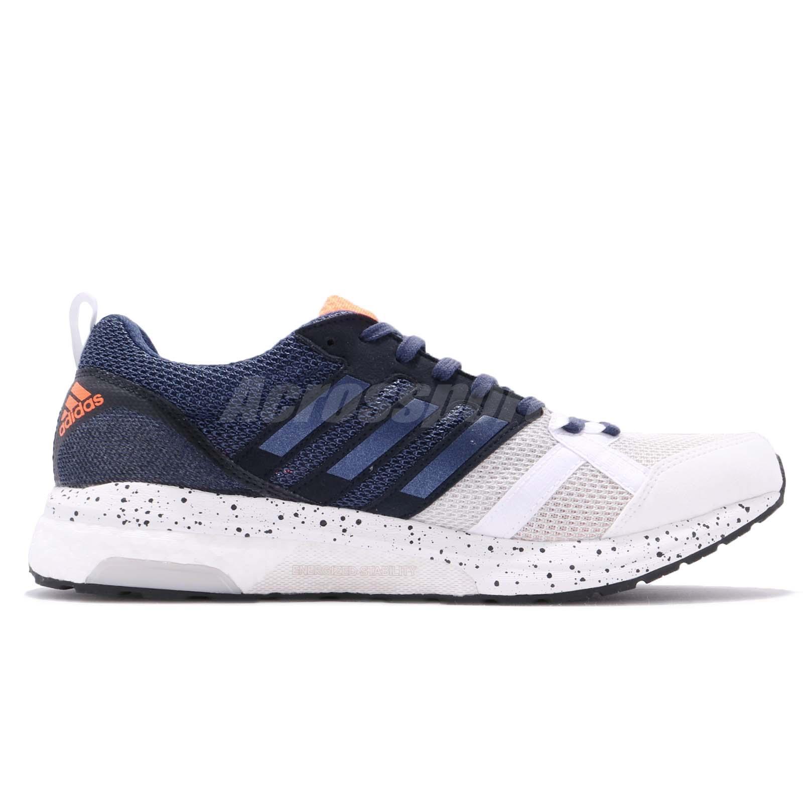 1803 adidas adizero Tempo 9 Men 's Training Running Shoes BB6434