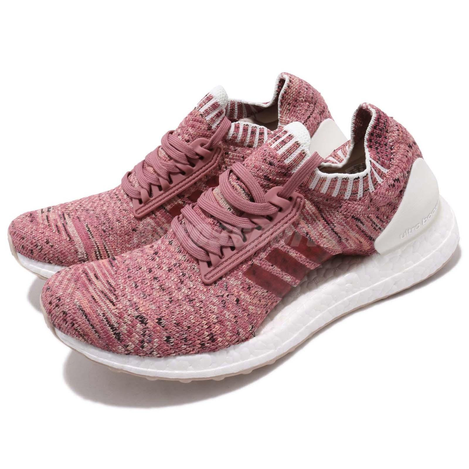 f08c28b497c Details about adidas UltraBOOST X Trace Maroon Ash Pearl Chalk Coral Women  Running Shoe BB6510