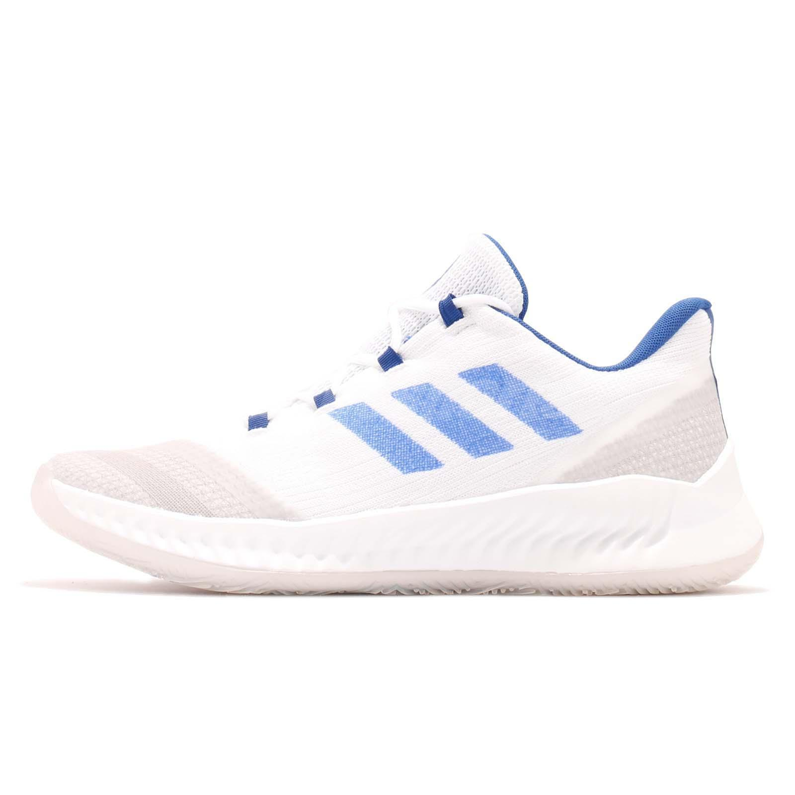 finest selection 06edc fc045 adidas Harden B E 2 II James White Blue Grey Men Basketball Shoes Sneaker  BB7672