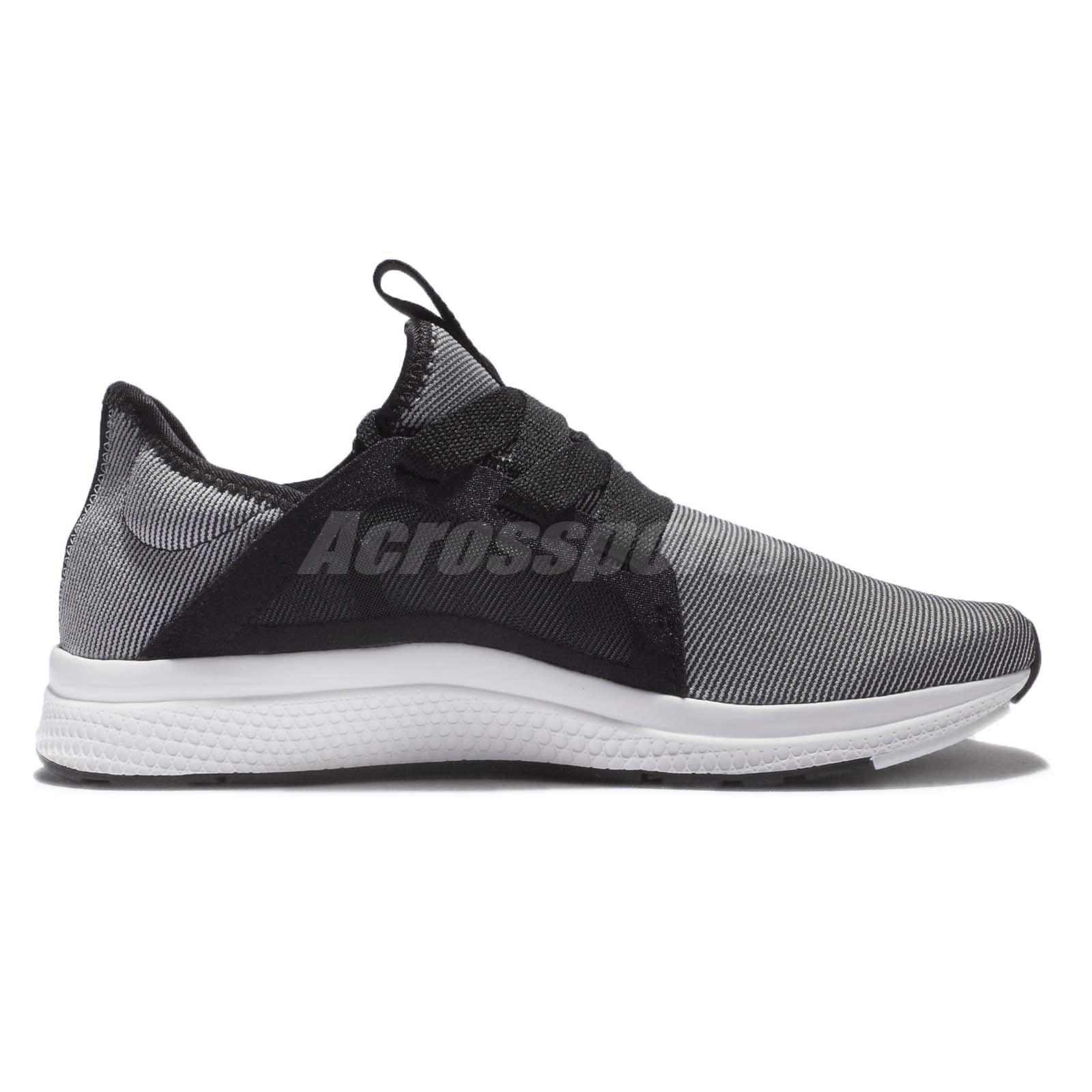 adidas Edge Lux W BOUNCE Black Grey White Women Running