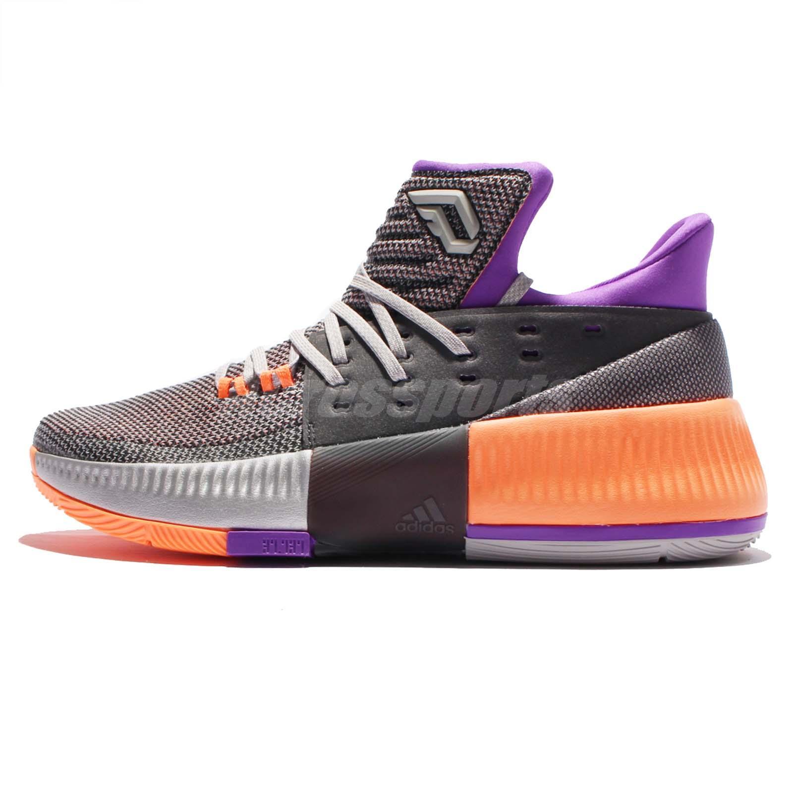 adidas basketball shoes damian lillard. Adidas D Lillard 3 Damian All Star Game ASG Men Basketball Shoes Sneakers BB8270