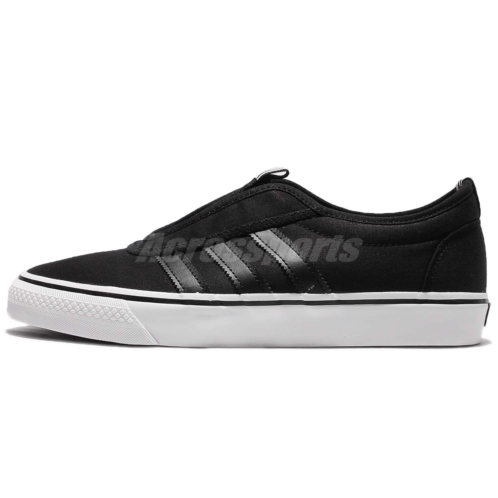 adidas Originals ADI-Ease Kung-Fu Black White Canvas Men Training Shoes BB8496