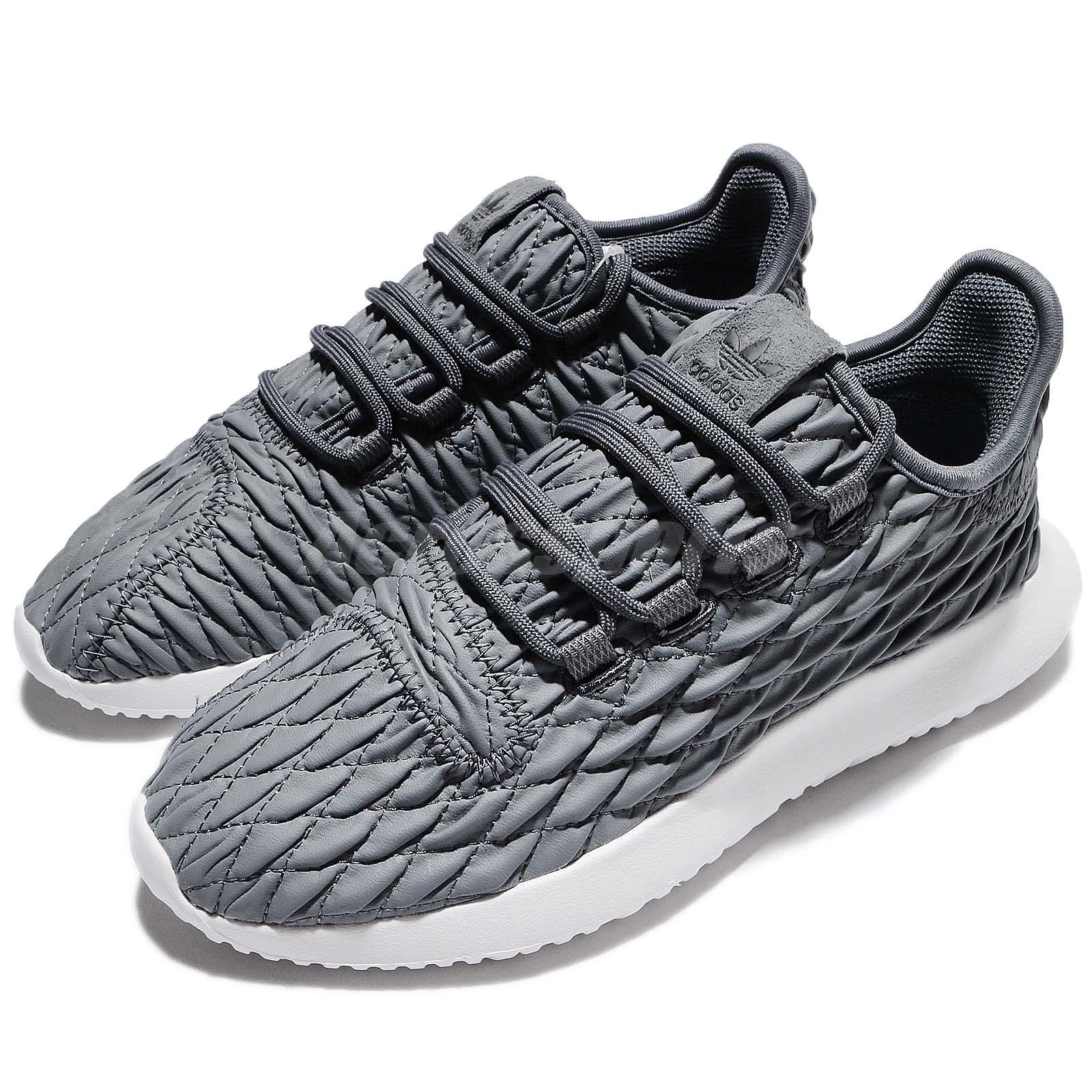 wholesale dealer beb1b c600a Details about adidas Originals Tubular New Runner Shadow W Grey Diamond  Pattern Women BB8868