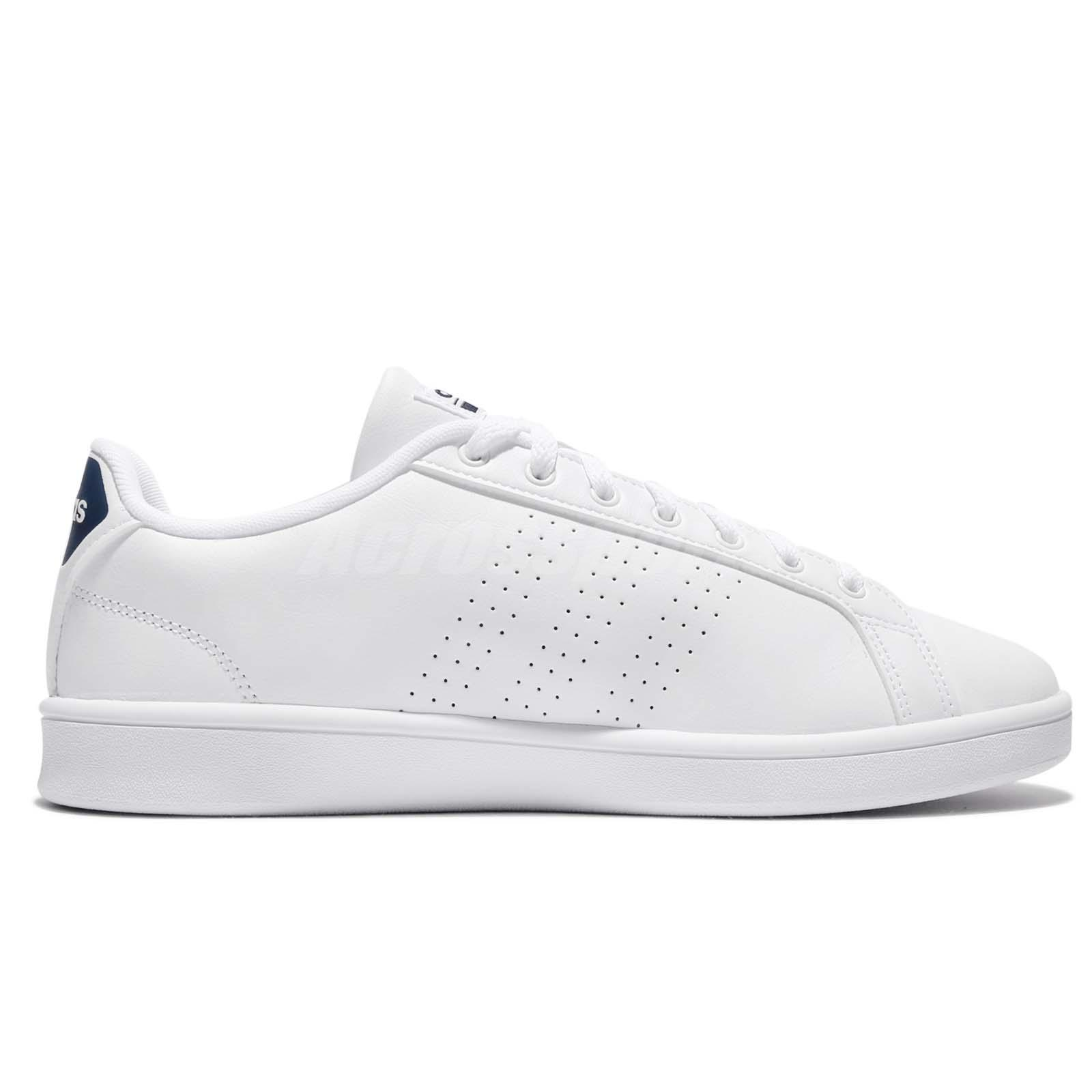 adidas cloudfoam advantage mens navy