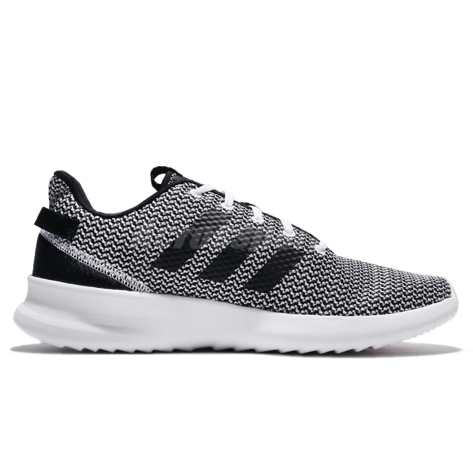 Details about adidas Neo CF Racer TR White Black Men Running Casual Shoes  Sneakers BC0060 081b2d5a3