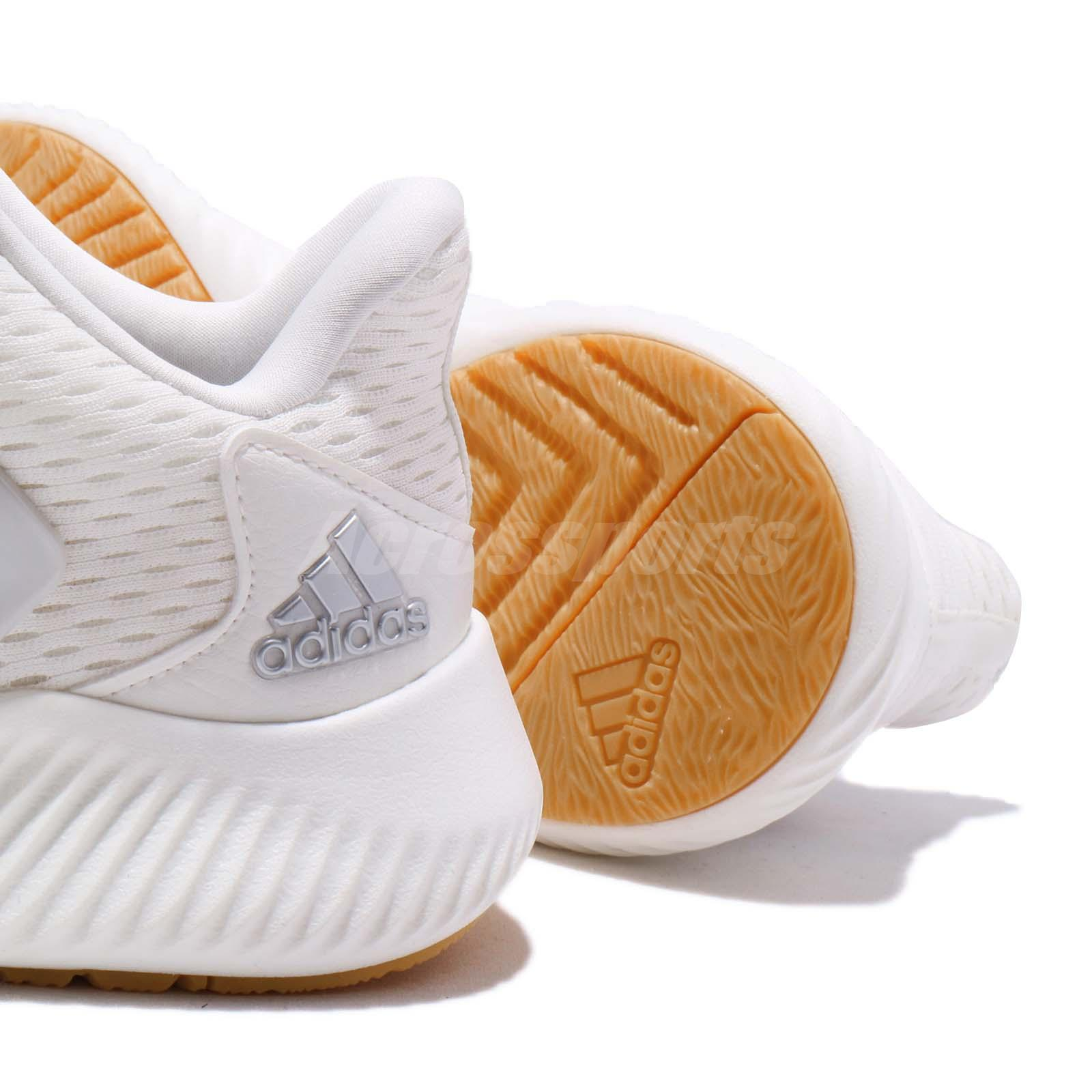3d963c1534aaa adidas Alphabounce RC 2 W Ivory Gum Women Running Training Shoes ...