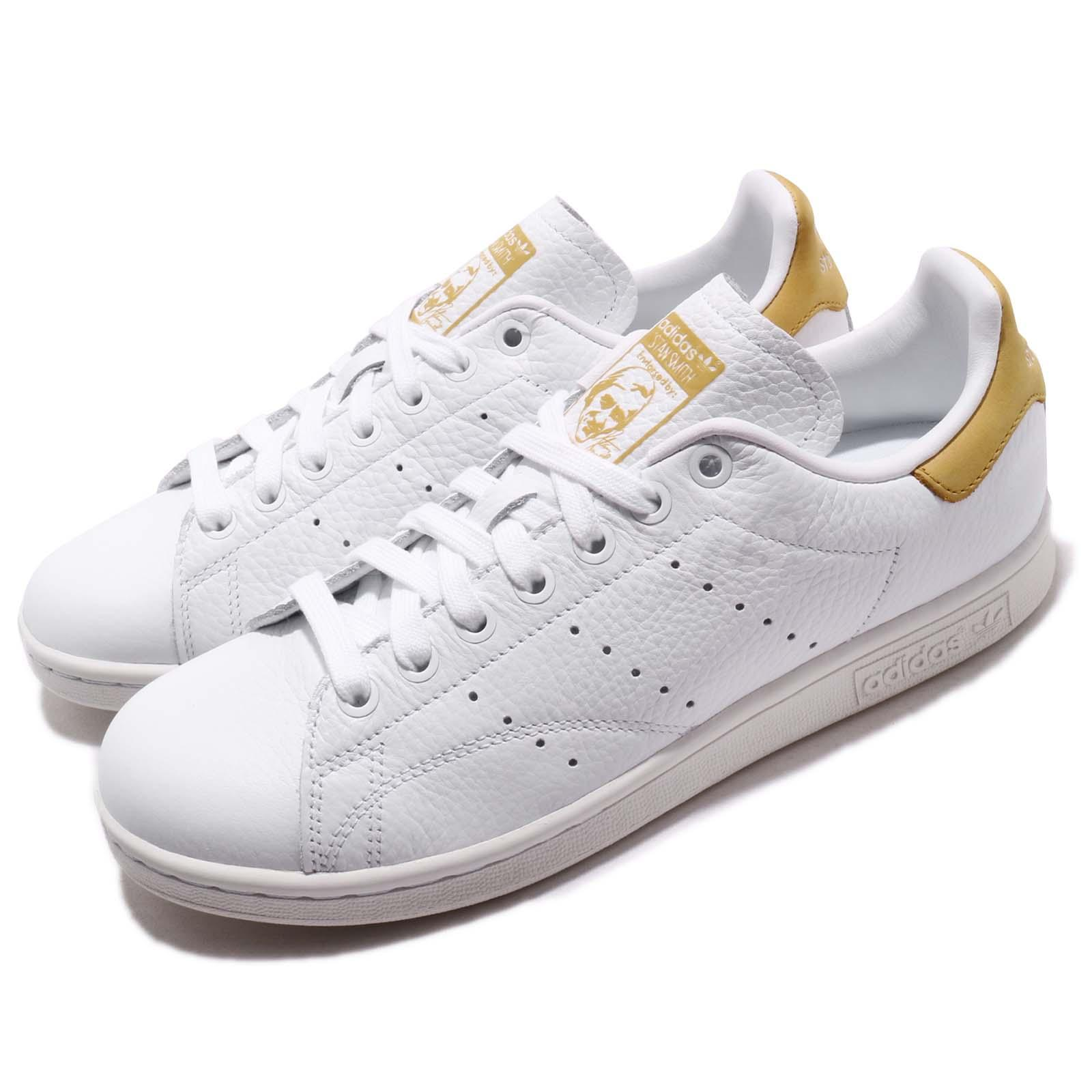 low priced ec63b 21479 Details about adidas Originals Stan Smith White Raw Ochre Men Casual Shoes  Sneakers BD7437