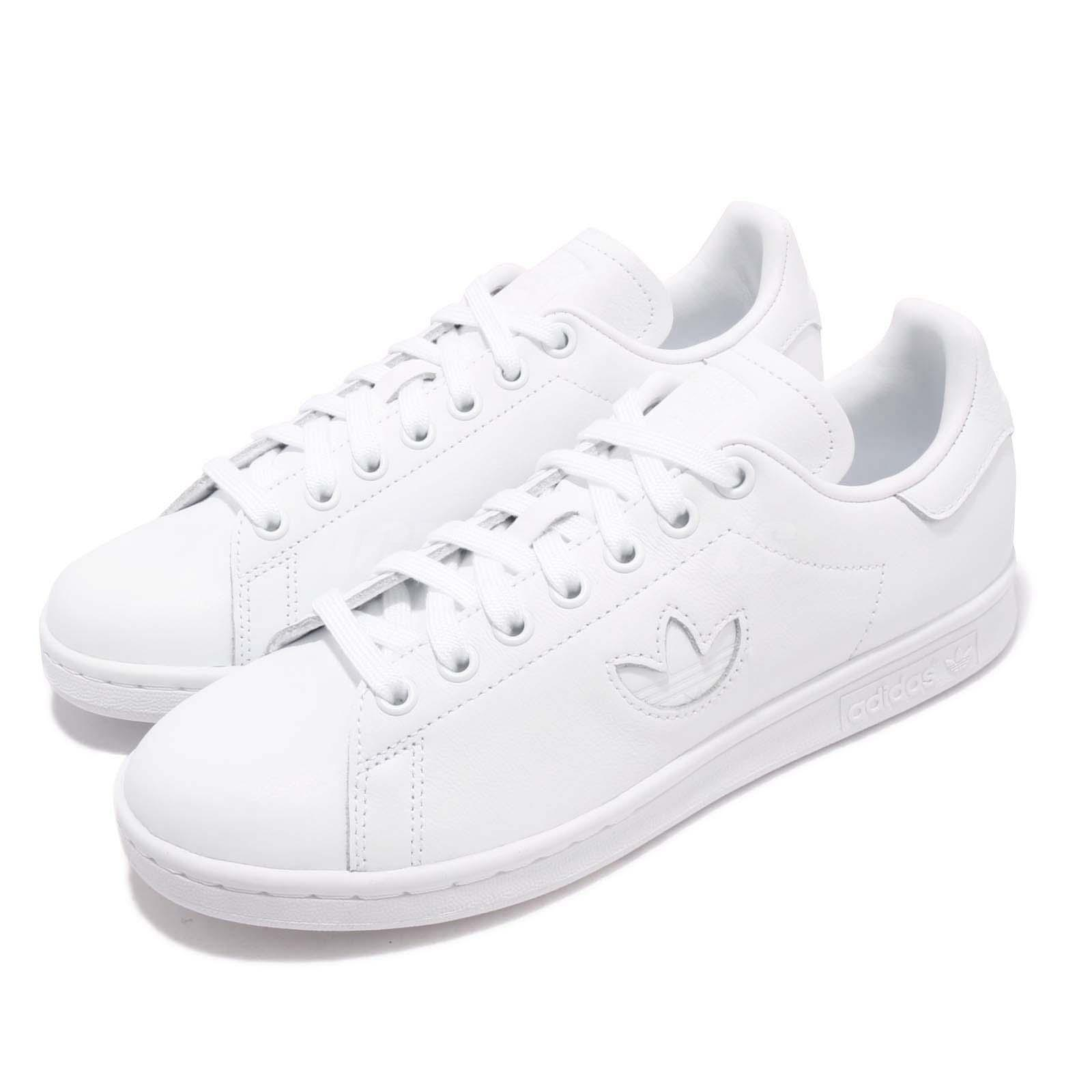 online store 7bd69 e6130 Details about adidas Originals Stan Smith Triple White Men Women Casual  Lifestyle Shoes BD7451