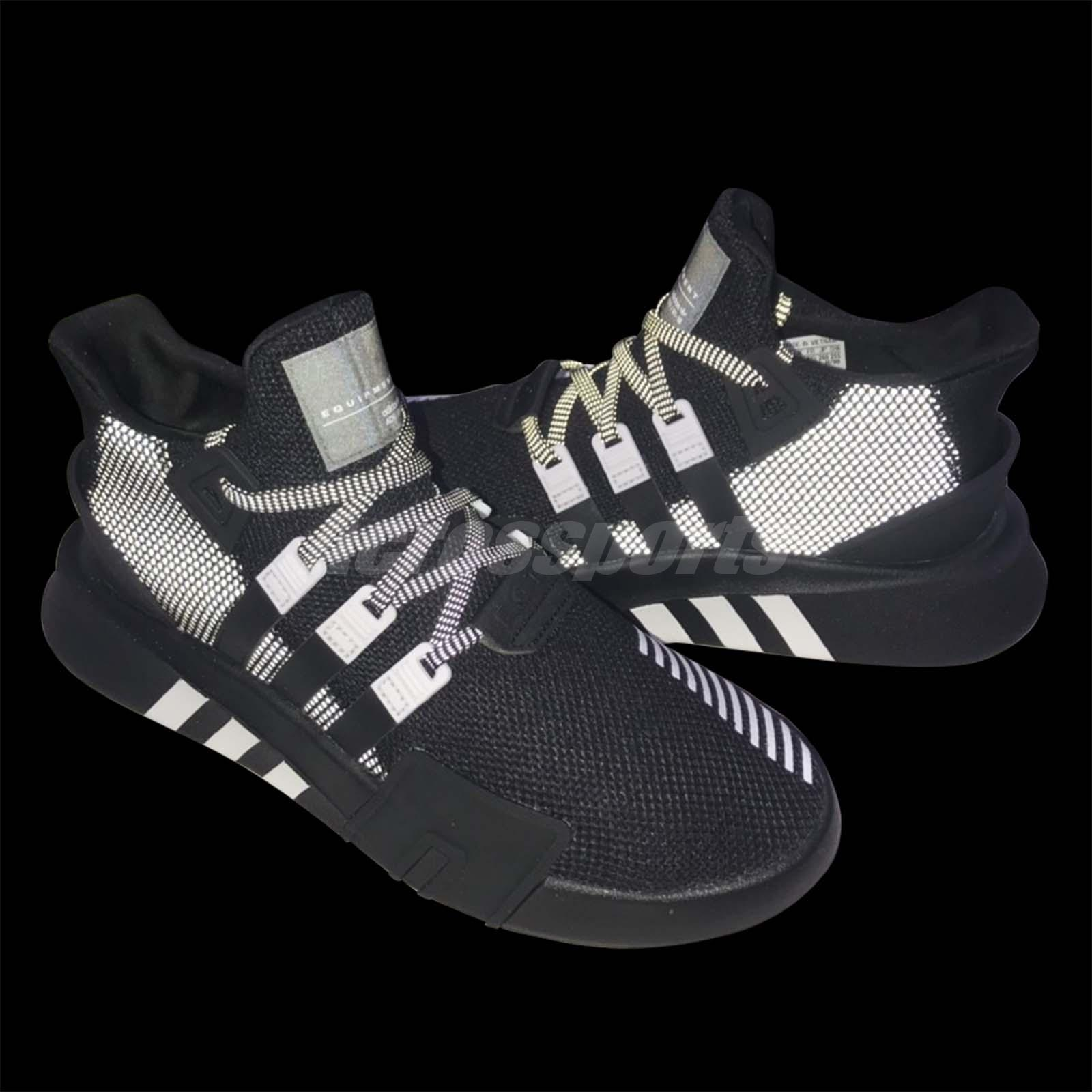 ADIDAS ORIGINALS EQT Bask ADV Herren Sneaker BD7773 Schwarz