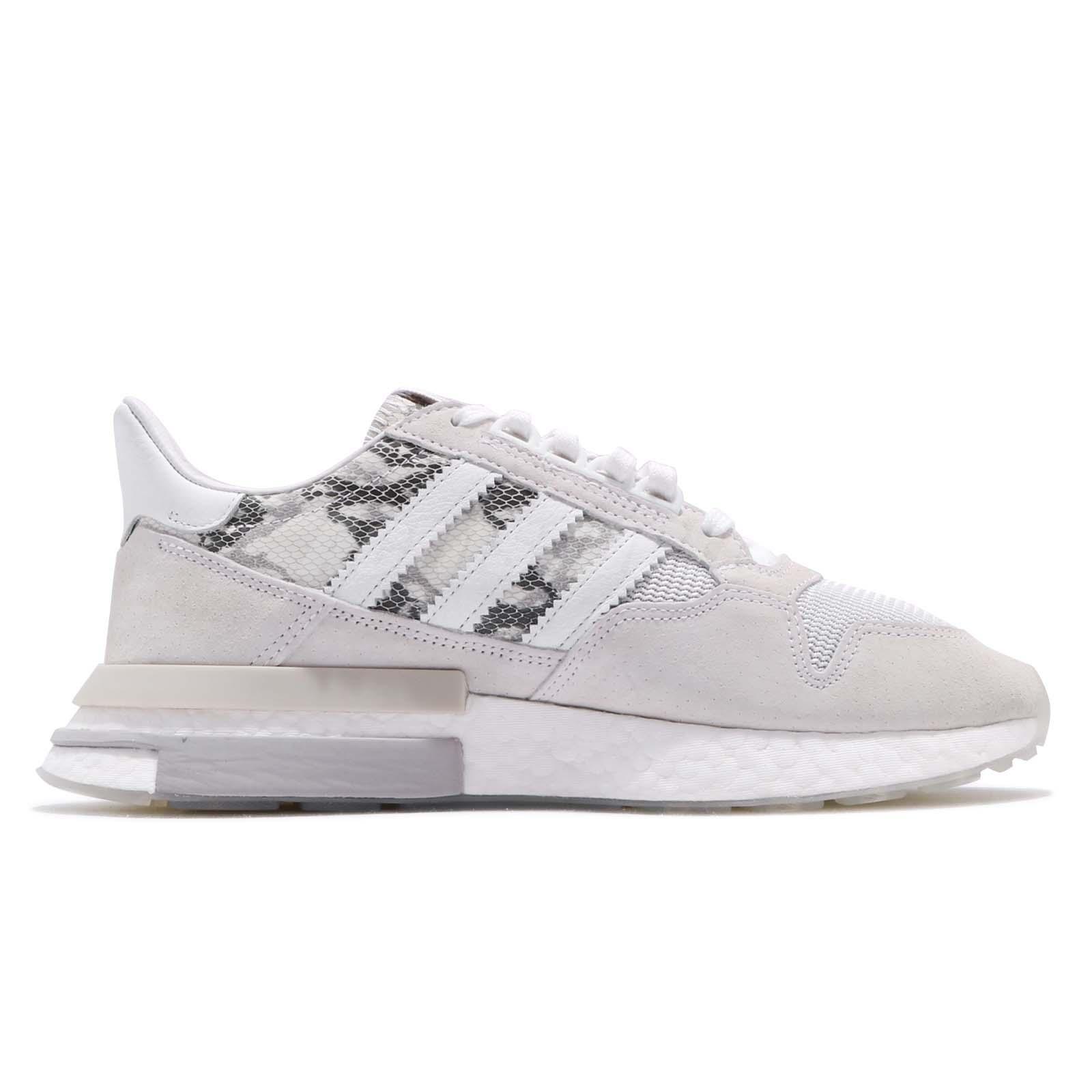 53f0f565e44ef adidas Originals ZX 500 RM White Grey Men Running Casual Shoes ...