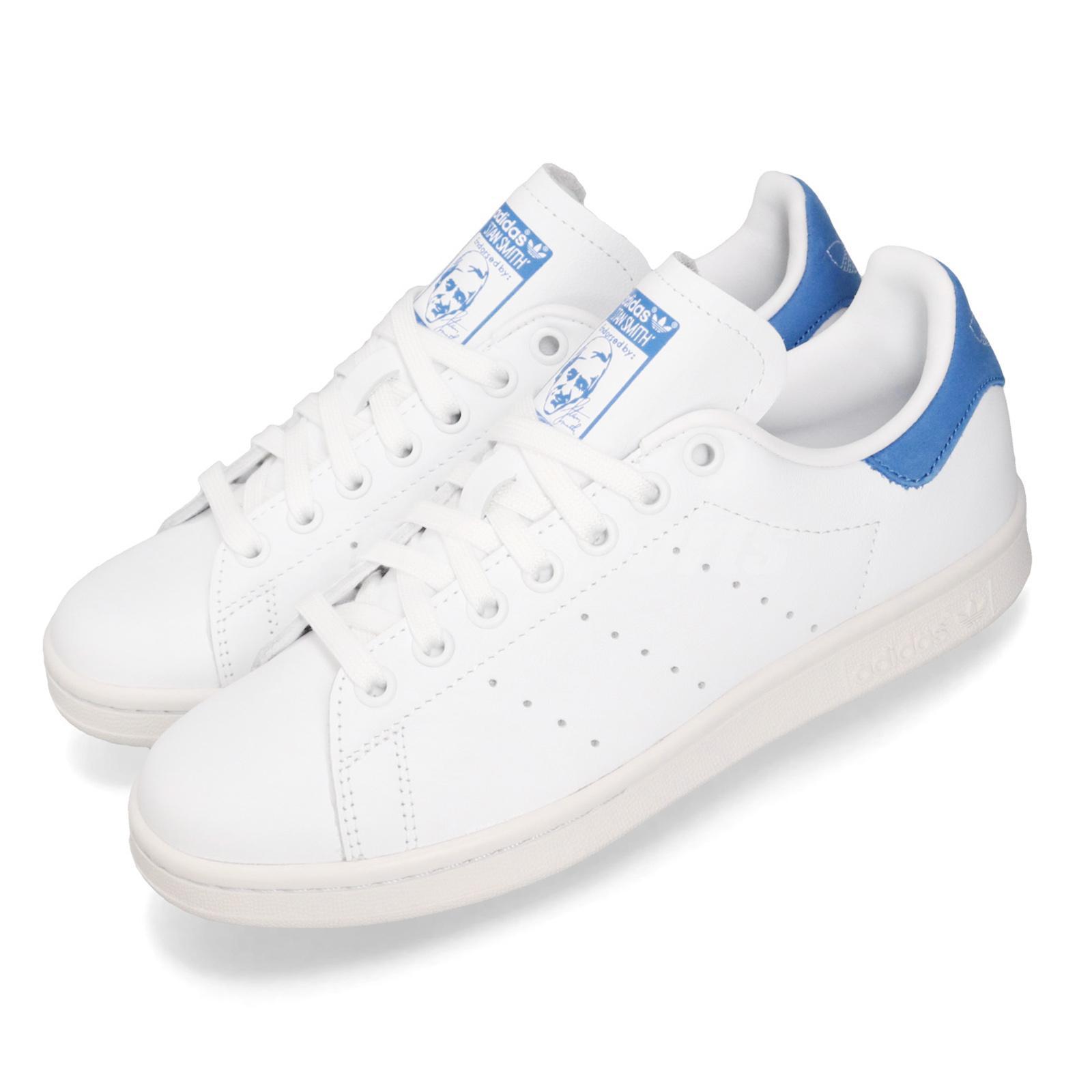 Adidas Originals Stan Smith CF Straps Men Classic Shoe Sneaker Size 7