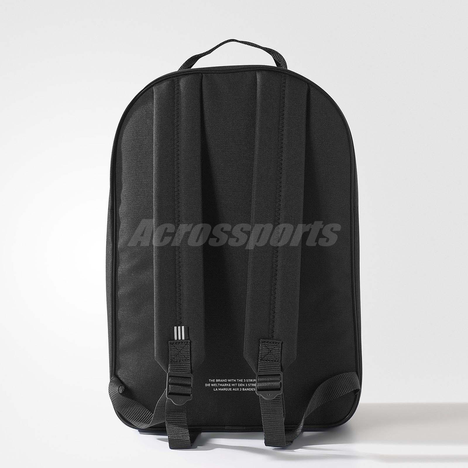 b24c557ad1 adidas Originals Trefoil Black White Lifestyle Classic Backpack BP ...