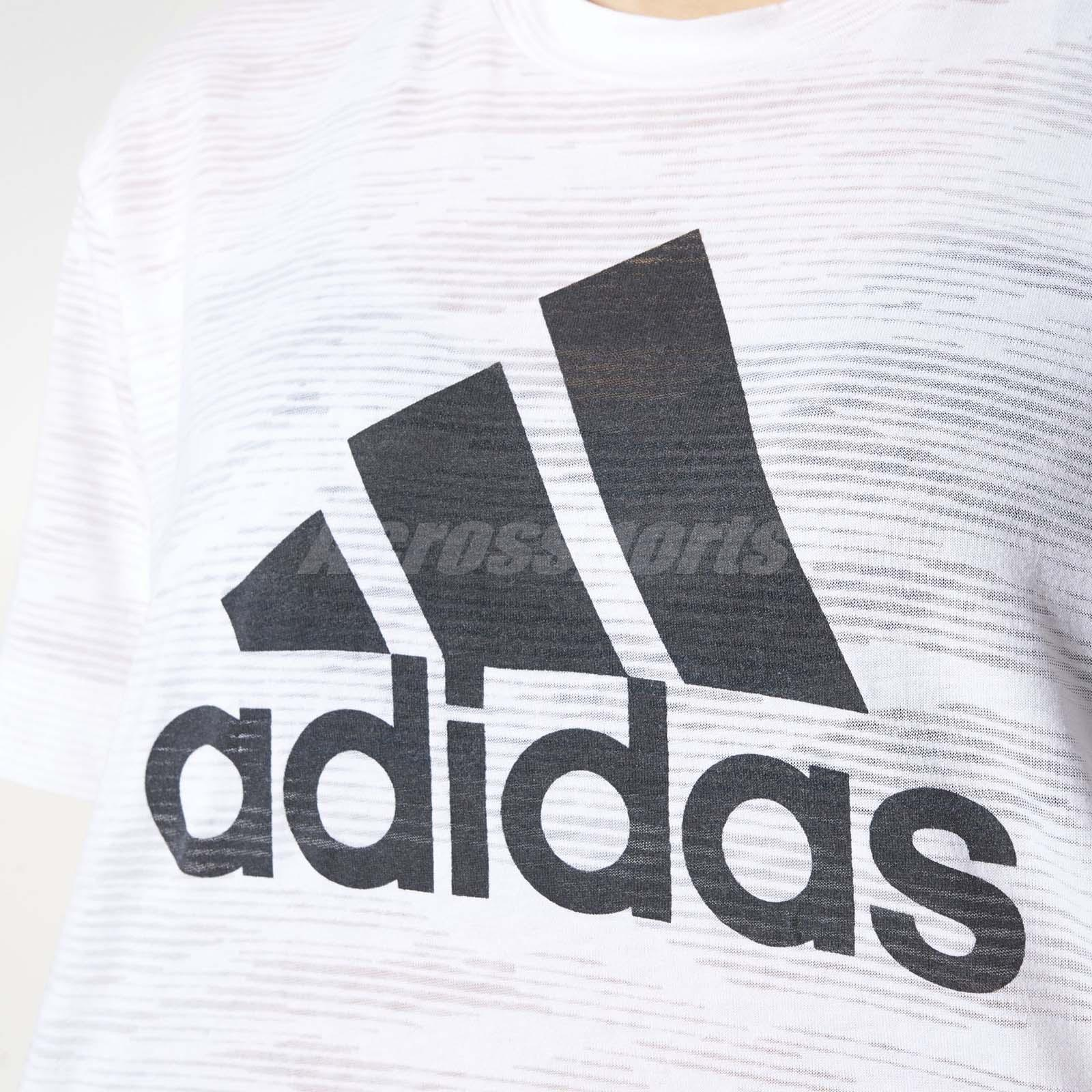 9cf81c8bc478dc Adidas Mujeres aeroknit Crop Top Sports Running Entrenamiento ...