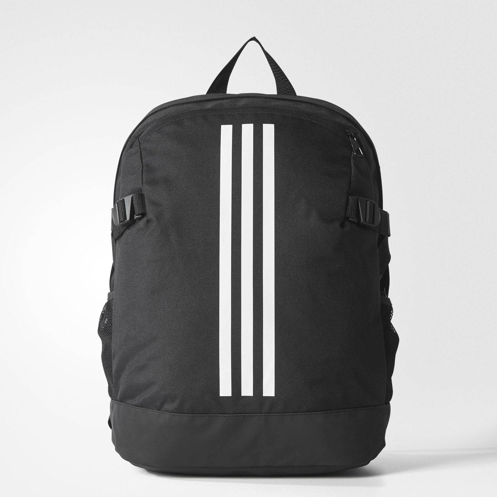 adidas BP Power 4 IV M Black 3-Stripes School Sports Backpack Daypack Bag  BR5864 d96b7322da455