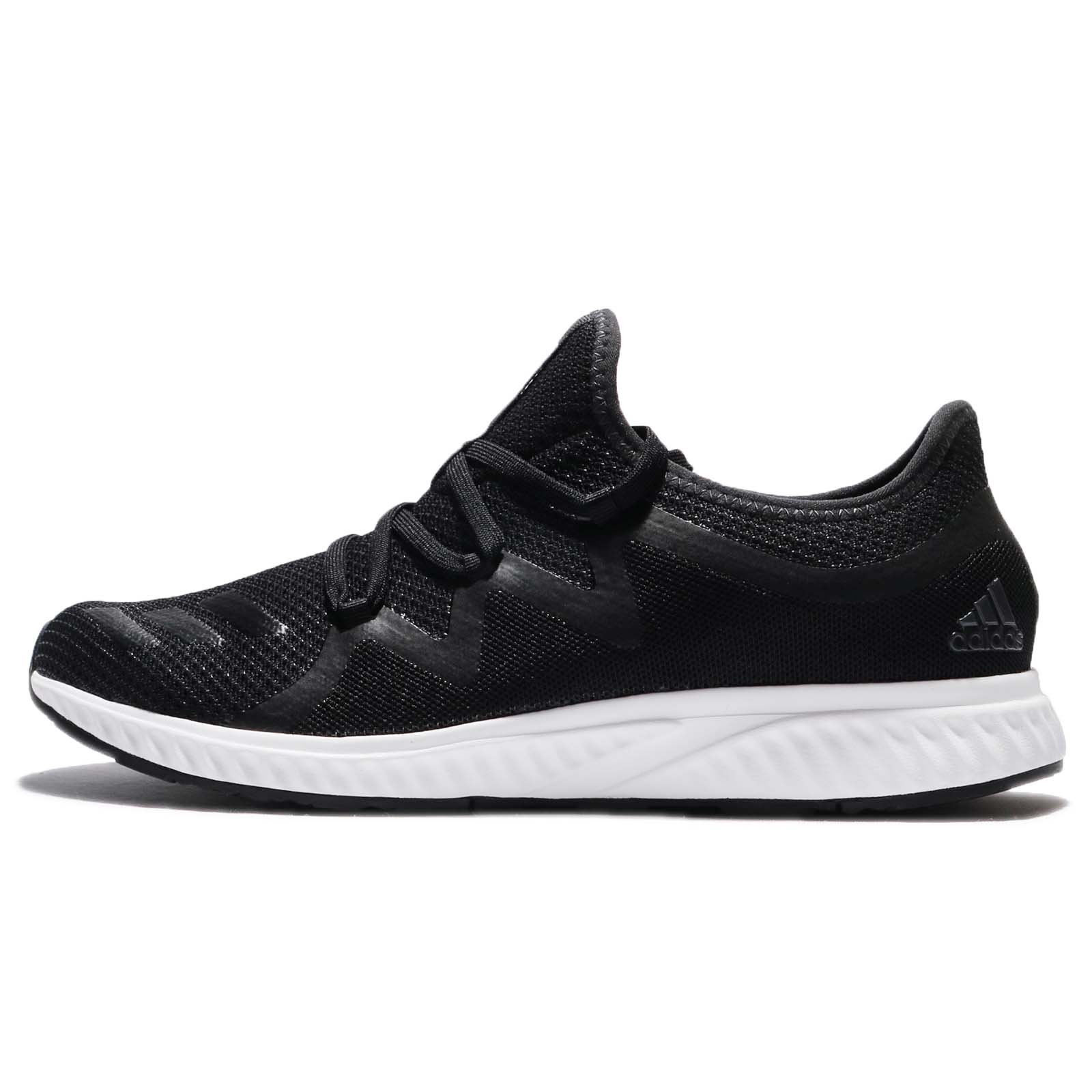 adidas manazero m black white men running shoes sneakers. Black Bedroom Furniture Sets. Home Design Ideas