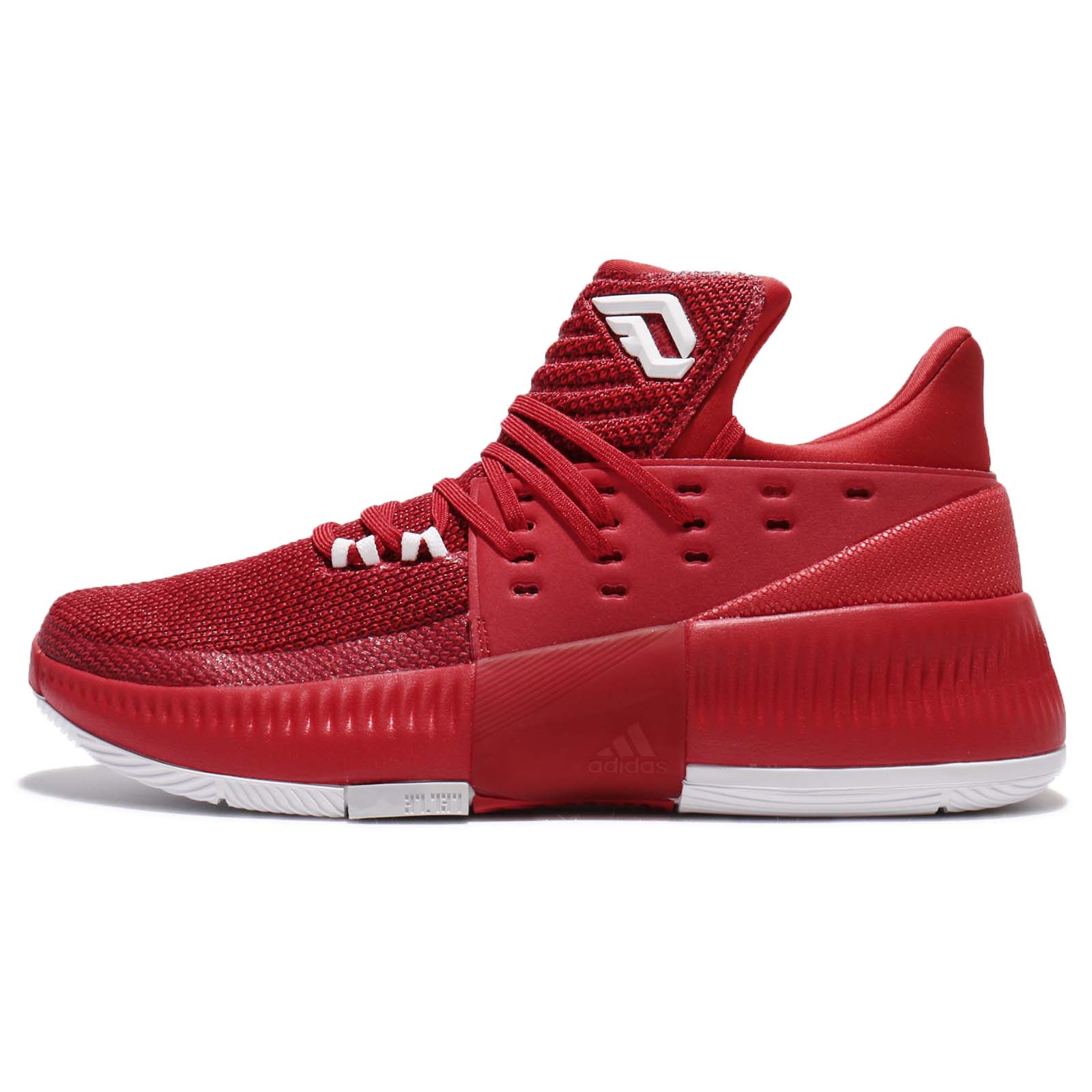 Damian Lillard Red Shoes Size