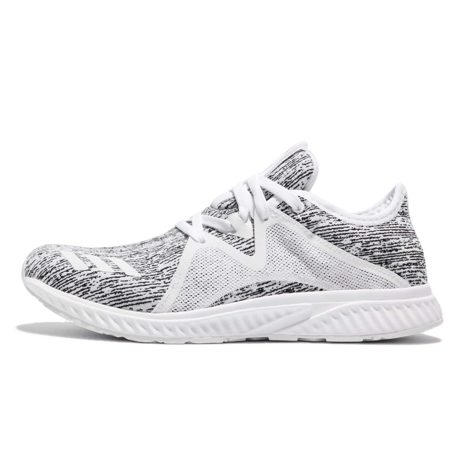 d0fcc87644d adidas Edge Lux 2 II White Black Women Running Shoes Sneakers Trainers  BY4563