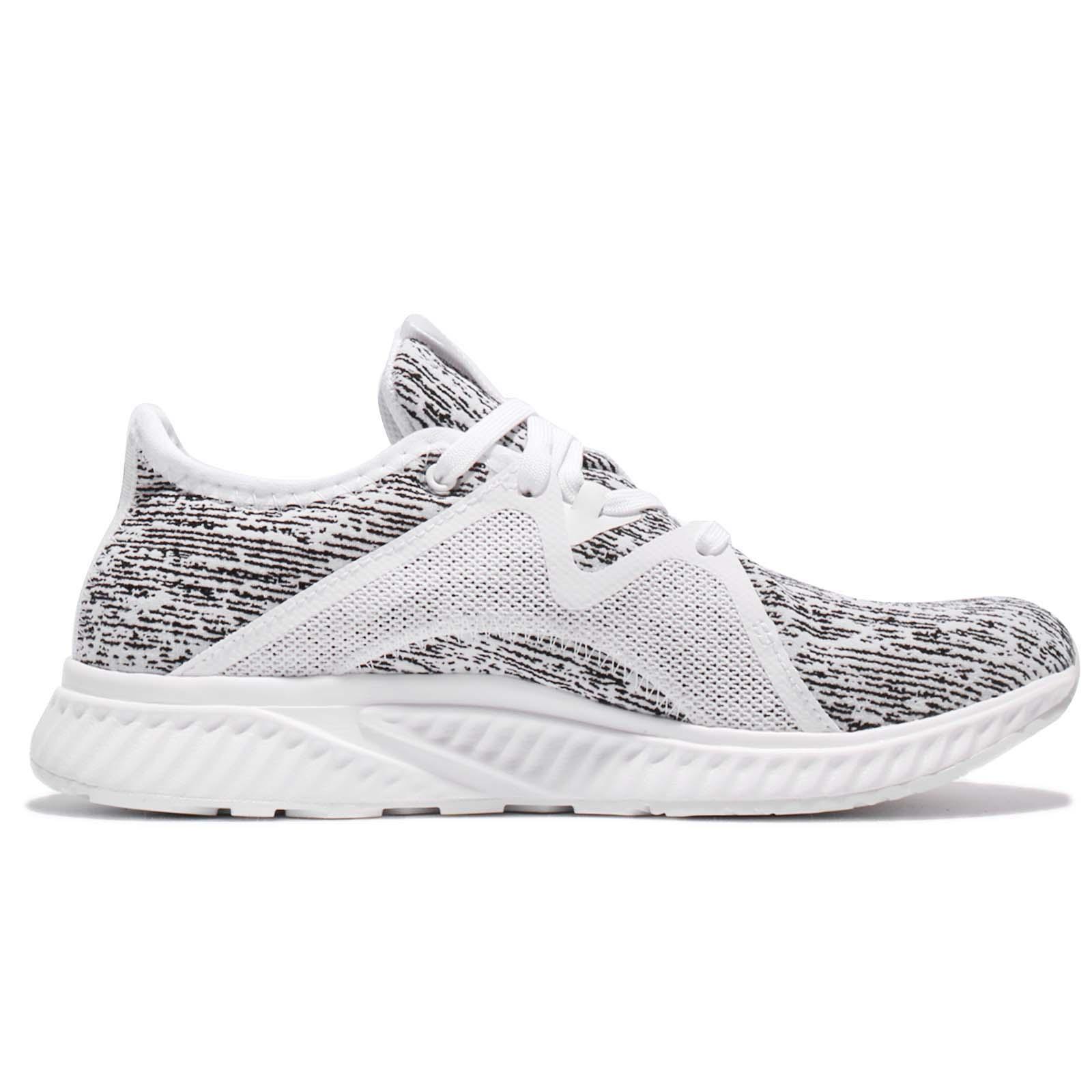 e51e1dd3897 adidas Edge Lux 2 II White Black Women Running Shoes Sneakers ...
