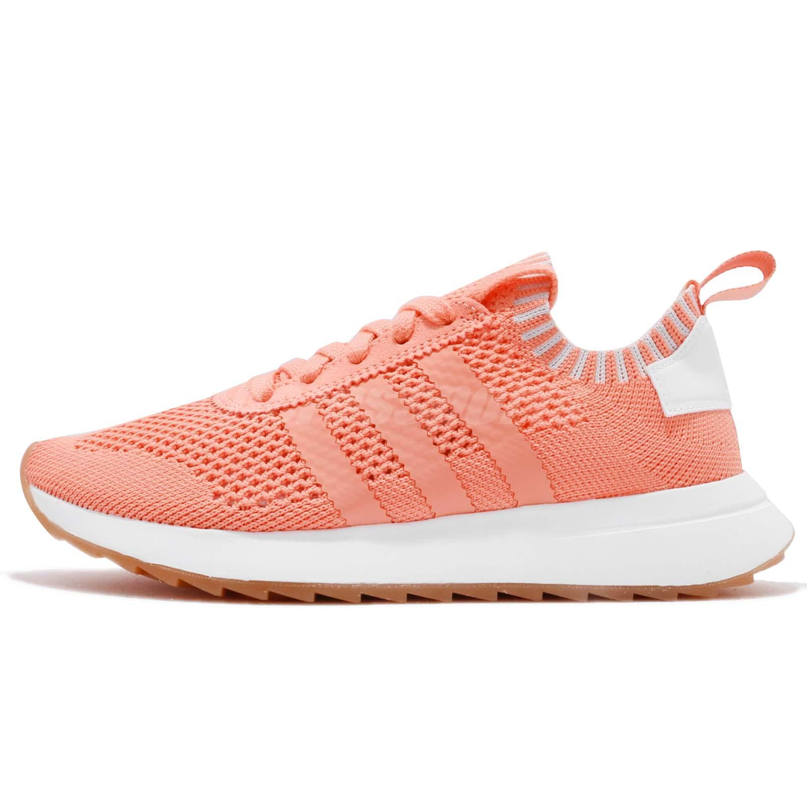 huge discount 39e15 8fdbe adidas Originals FLB W PK Flashback Primeknit Women Running Shoes Sneaker  BY9104