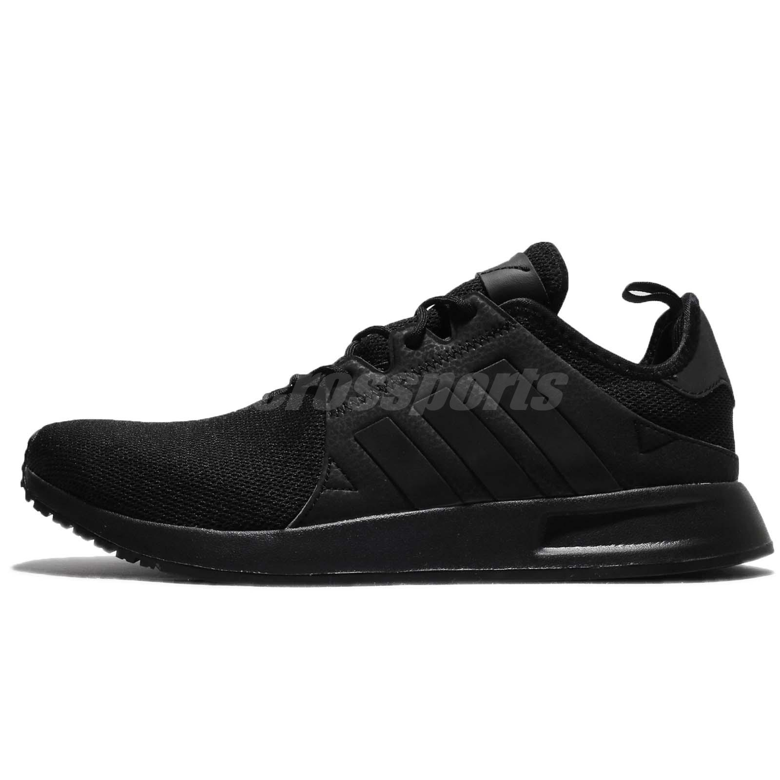 huge selection of 9e911 8acc9 Details about adidas Originals X_PLR Black Trace Grey Men Women Running  Shoes Sneakers BY9260