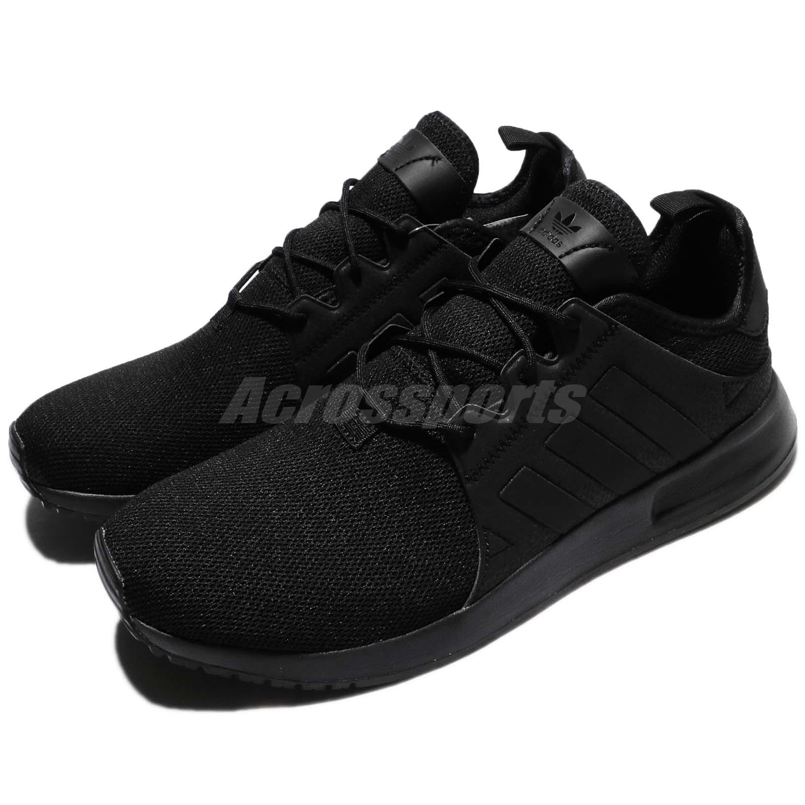 Details about adidas Originals X_PLR Black Trace Grey Men Women Running Shoes Sneakers BY9260