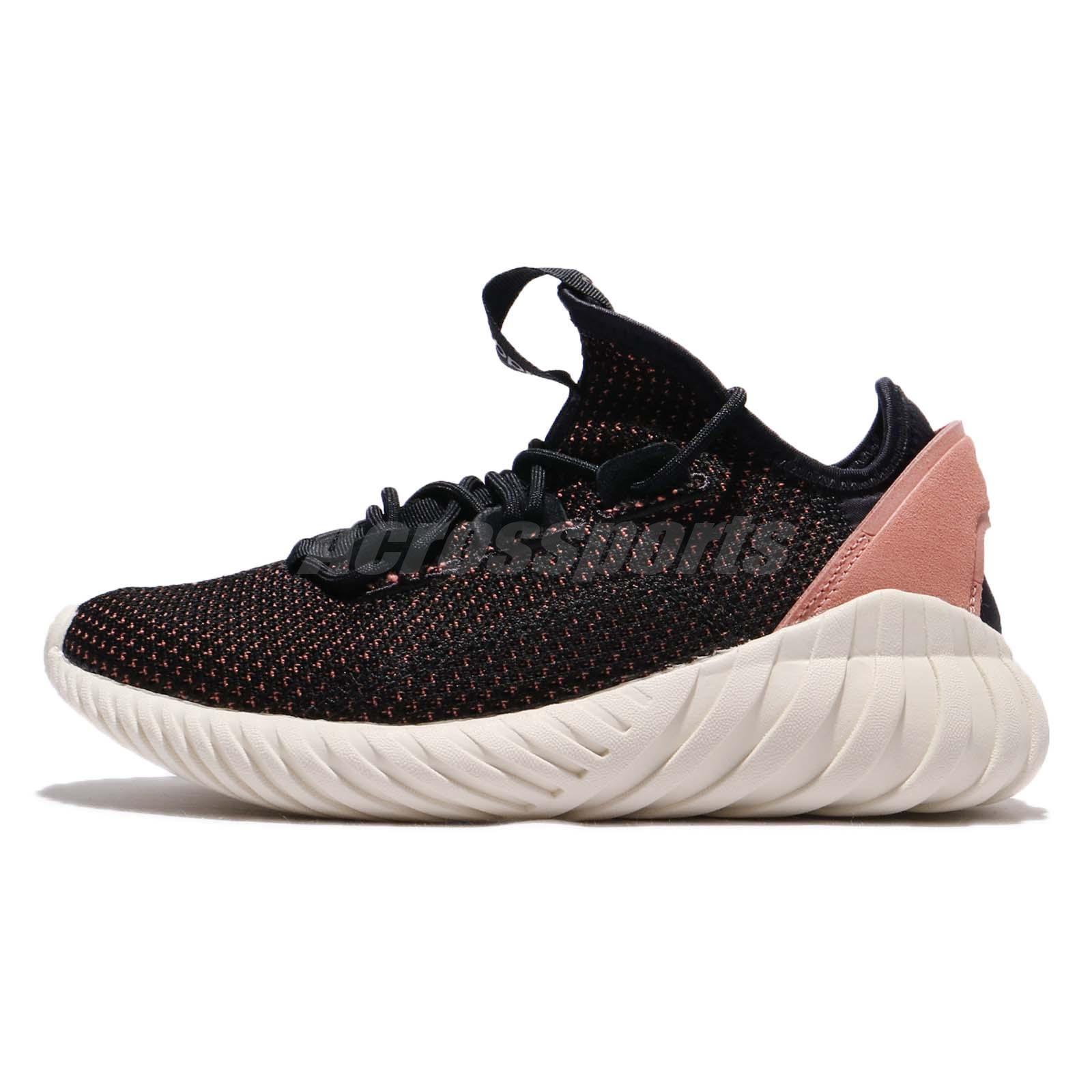 Adidas Tubular Doom Sock Pk W Womens BY9335 CBLACKCBLACKRAWPIN Womens Size 7.5