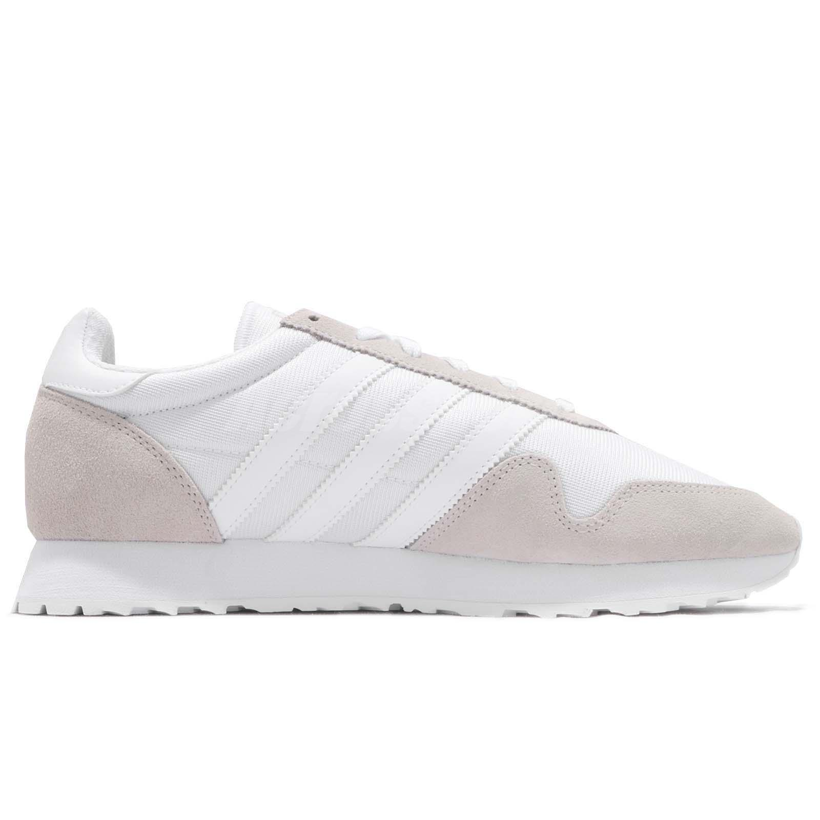 3221419fa538 adidas Originals Haven Vintage White Grey Men Running Shoes Sneakers ...