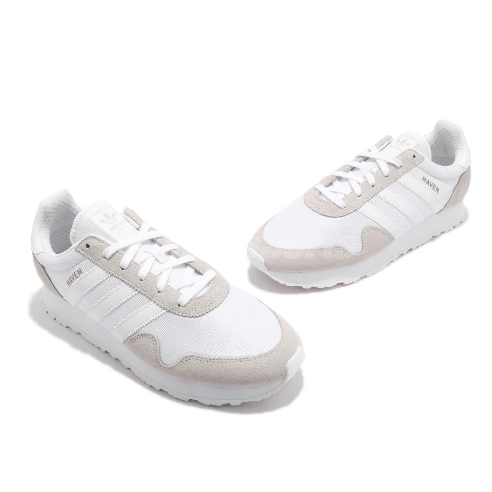 Details about adidas Originals Haven Vintage White Grey Men Running Shoes Sneakers BY9718