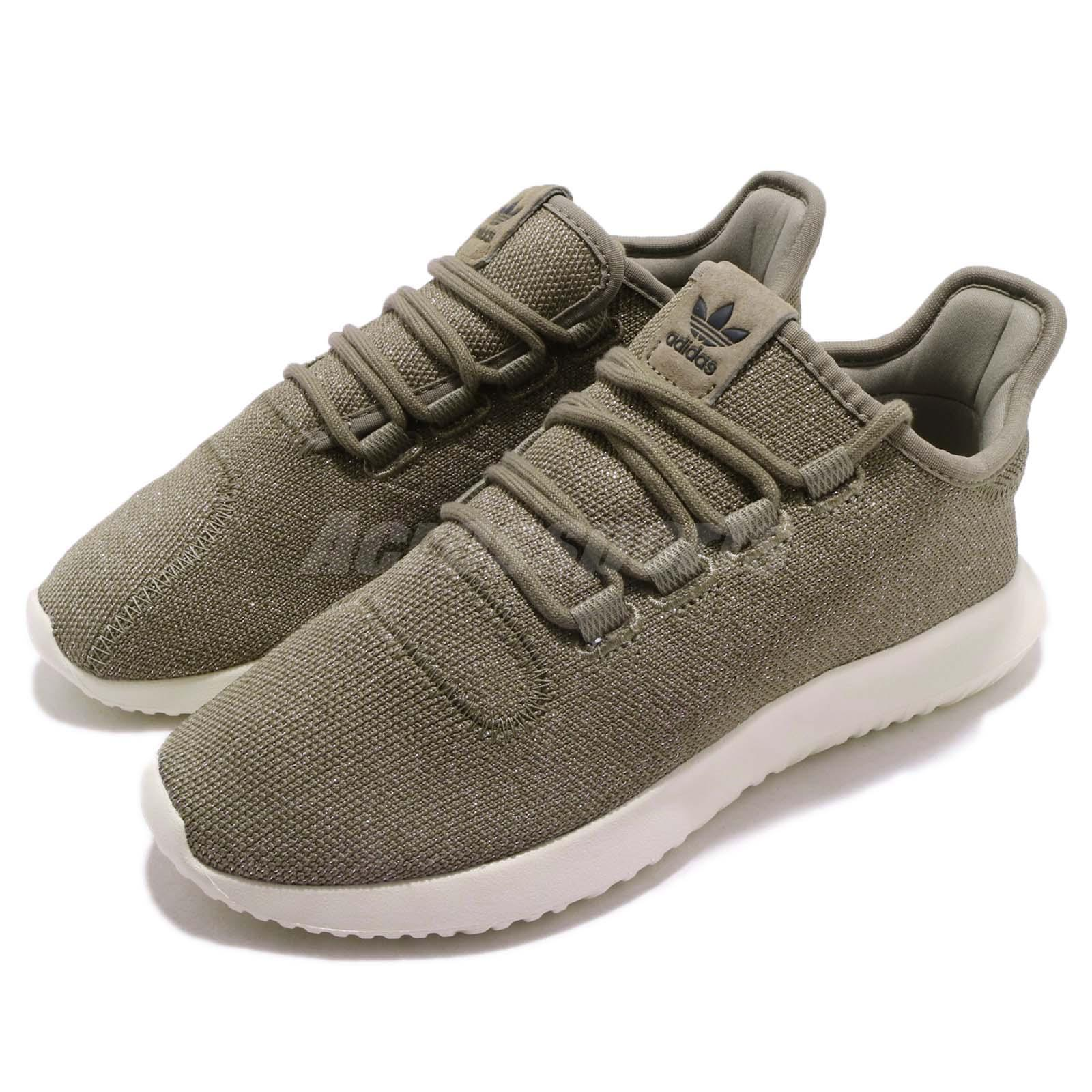 45beb525e6f Details about adidas Originals Tubular Shadow W Steel Chalk White Women  Running Shoes BY9738