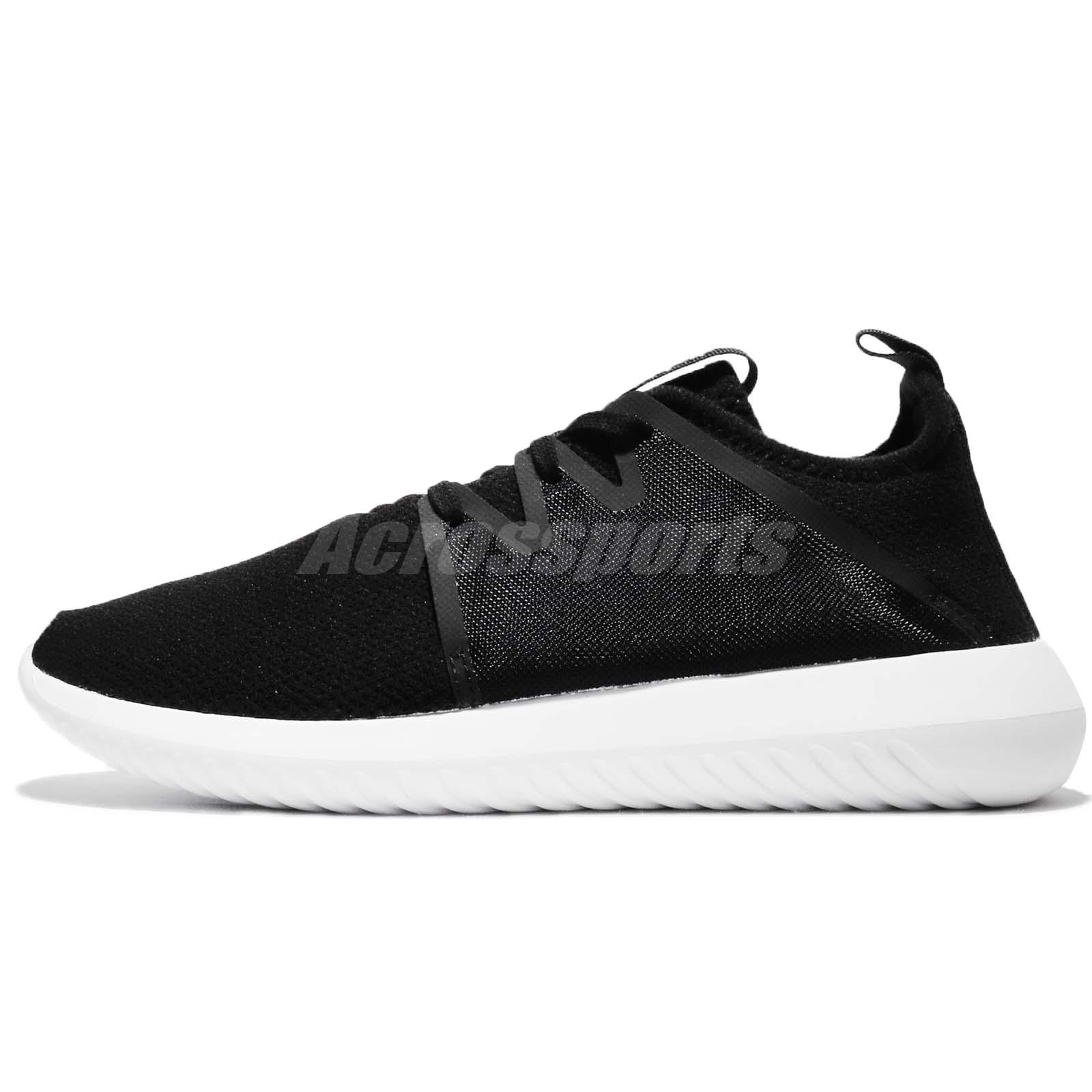 huge selection of 5a60b 0115f Details about adidas Originals Tubular Viral 2 W Black White Women Running  Shoe Sneaker BY9742