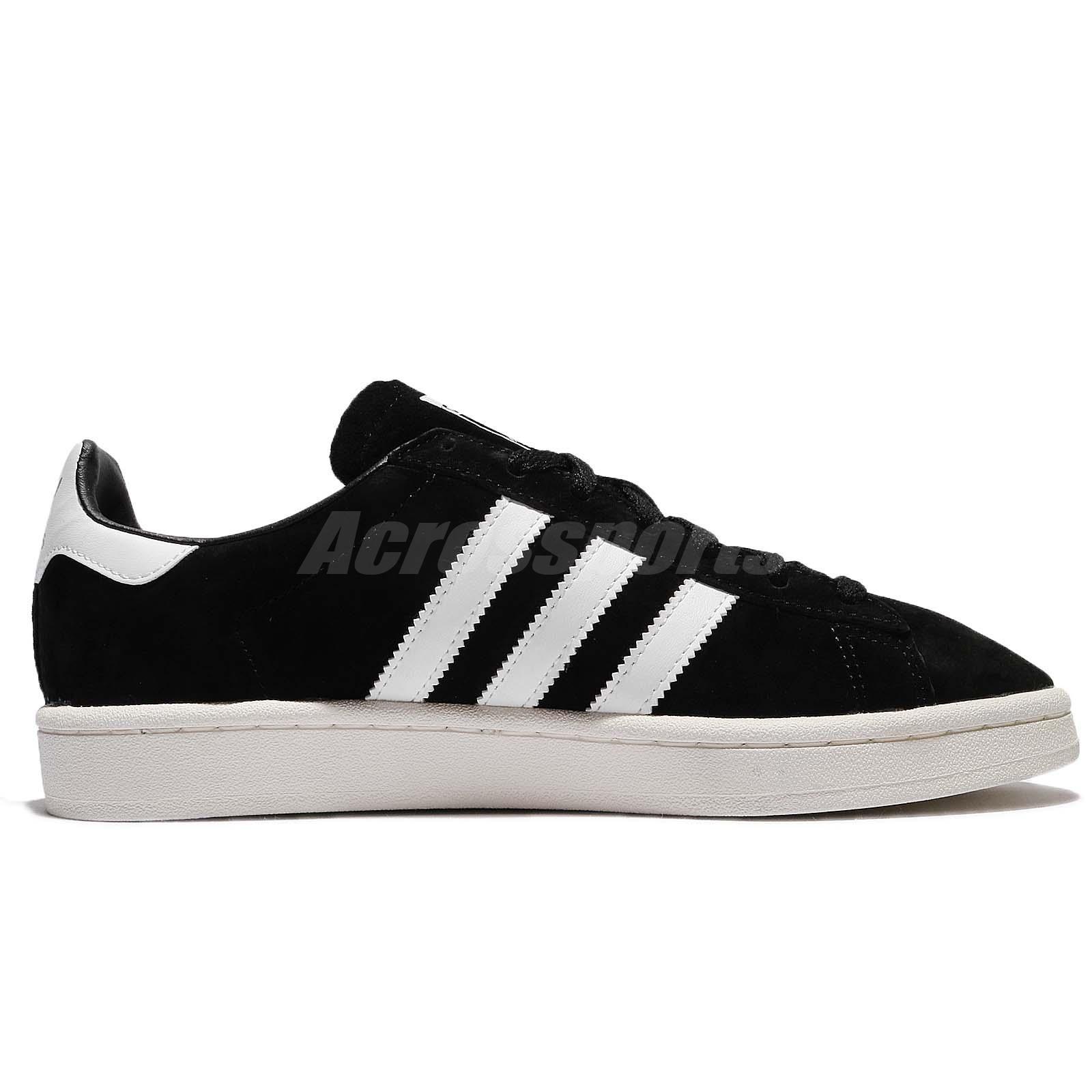 Details about adidas Originals Campus Black White Men Old School Shoes Sneakers BZ0084