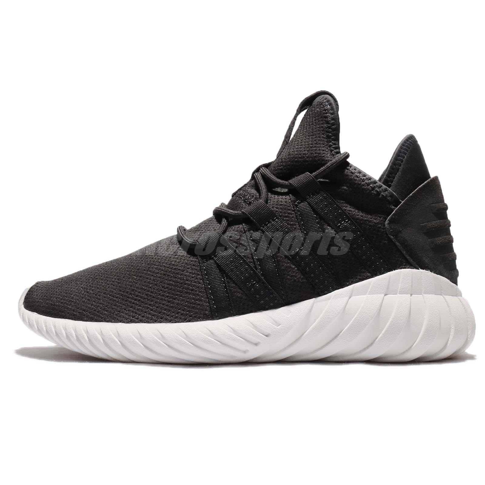 Adidas Original Tubular Dawn Running Sneakers Black Grey BZ0631