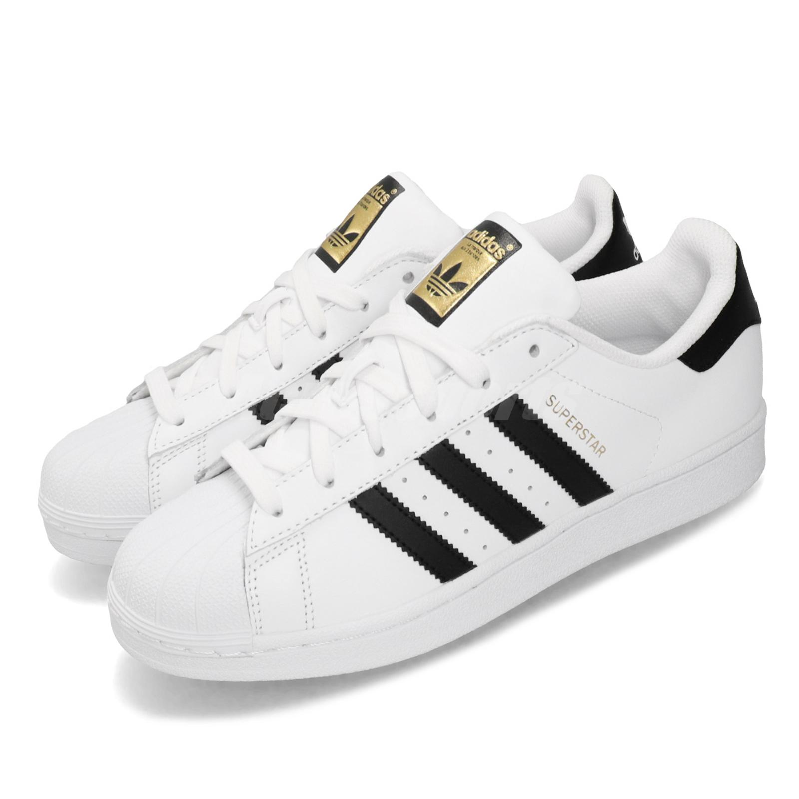 adidas Originals Superstar White Black