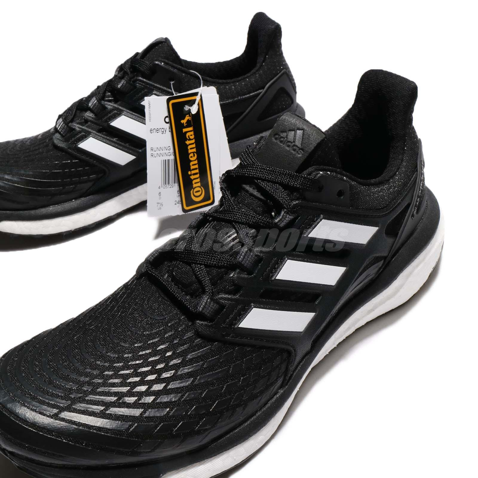 963a8bd411d0 ... coupon code for adidas energy boost m continental black white men  running shoes 01781 52944
