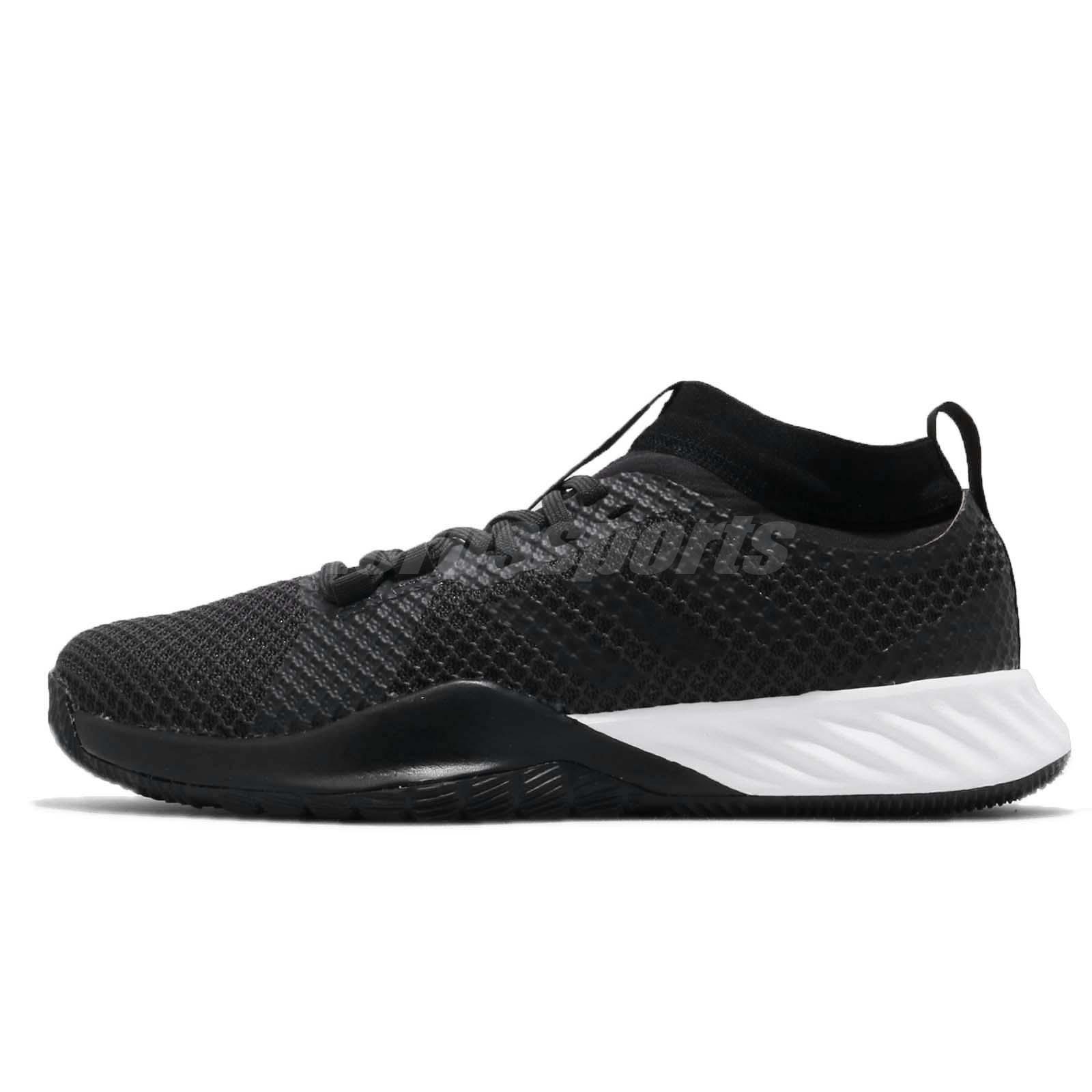 936d66faf6 adidas CrazyTrain Pro 3.0 M Black White Men Cross Training Shoes Trainers  CG3472
