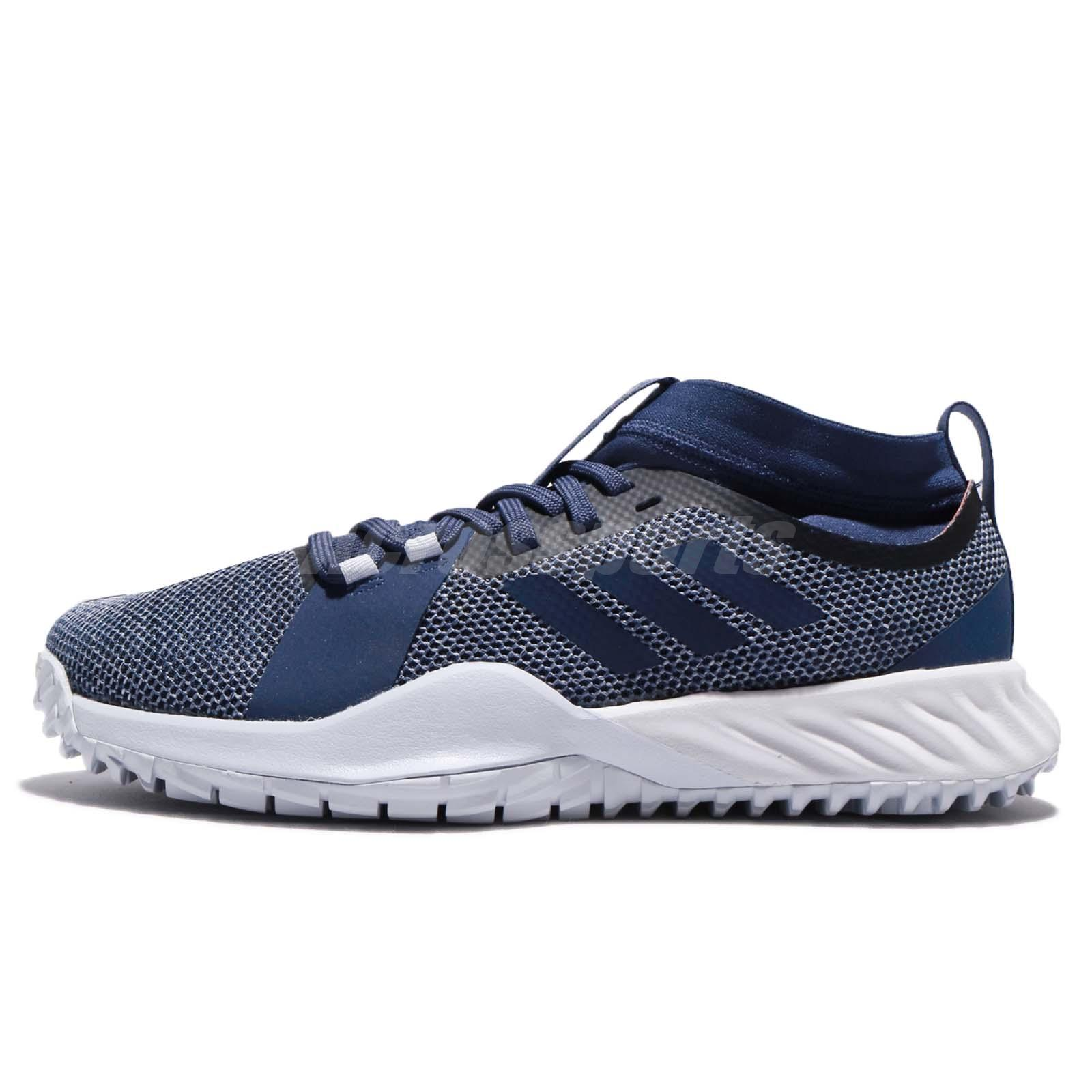 buy popular 4d45a 25d86 adidas CrazyTrain Pro 3.0 TRF W Blue White Women Cross Training Shoes CG3478